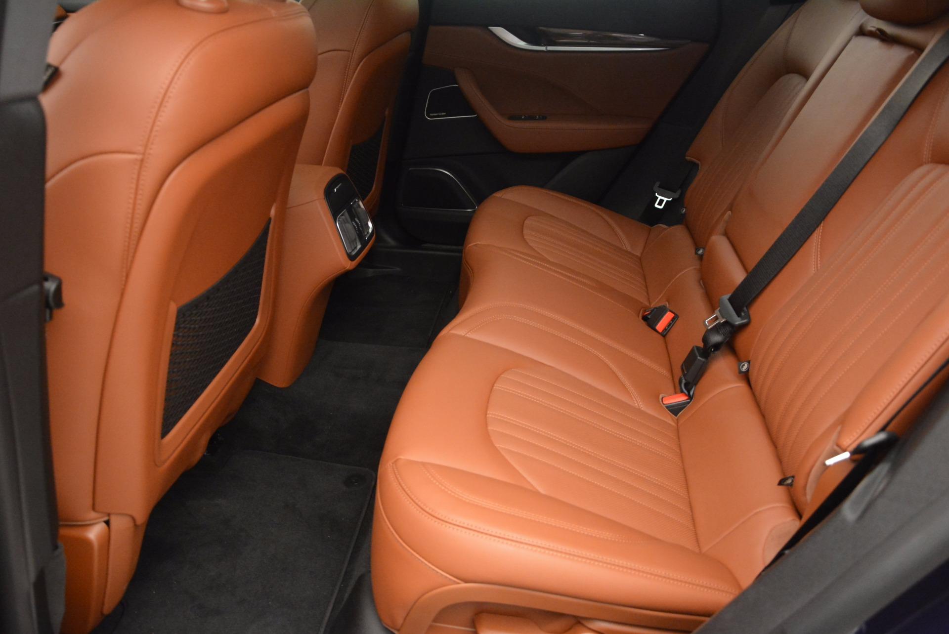 Used 2017 Maserati Levante S For Sale In Greenwich, CT 752_p24