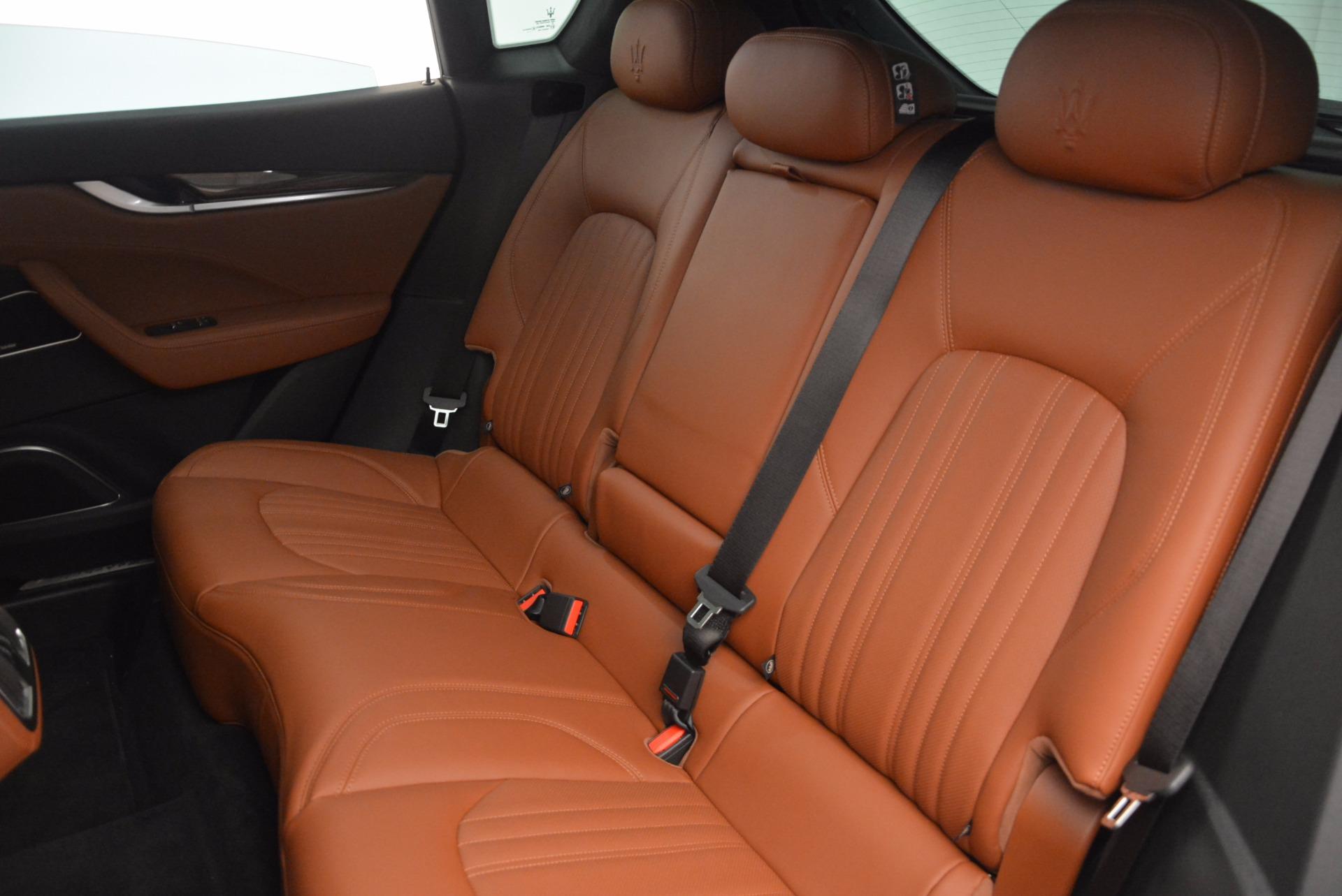 Used 2017 Maserati Levante S For Sale In Greenwich, CT 752_p25