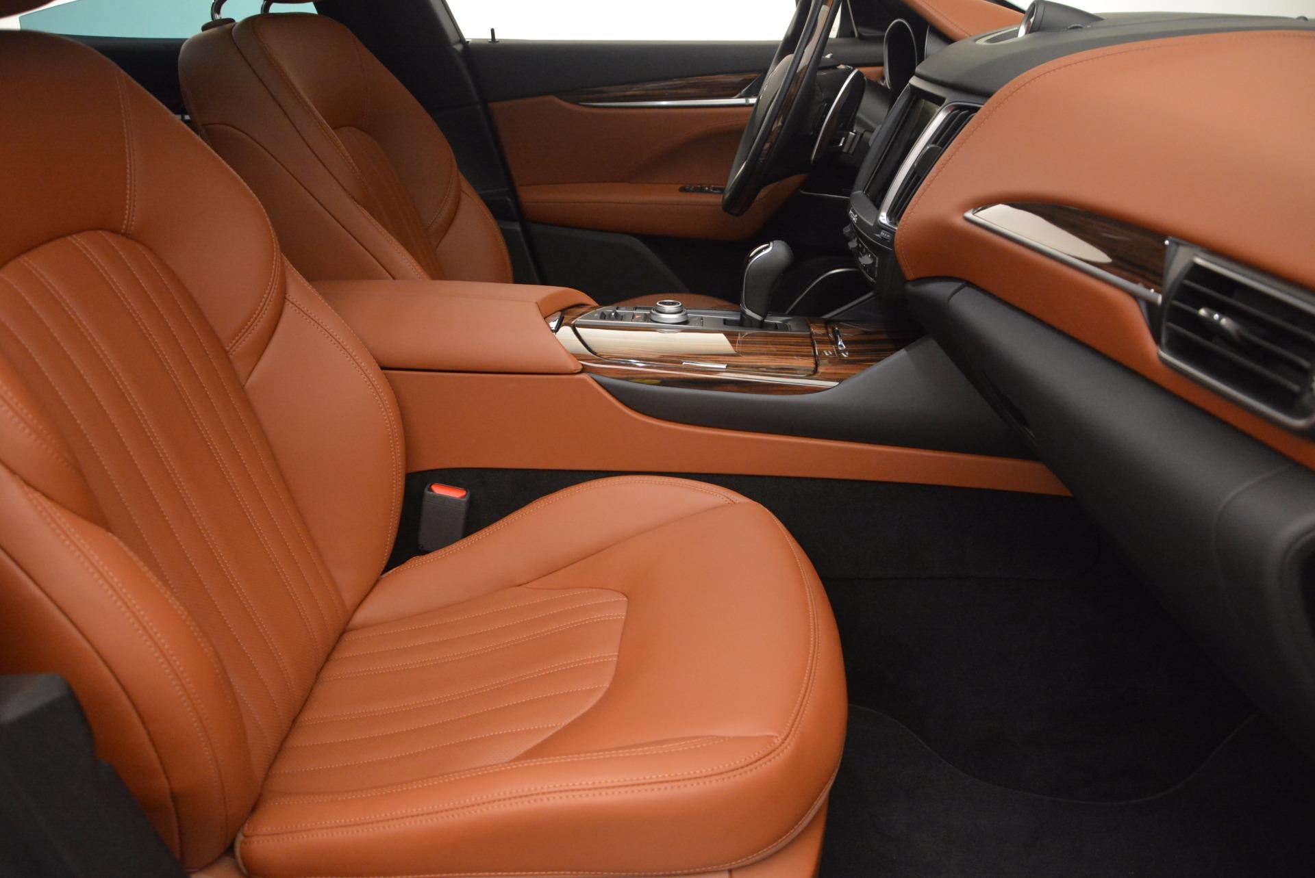 Used 2017 Maserati Levante S For Sale In Greenwich, CT 752_p27