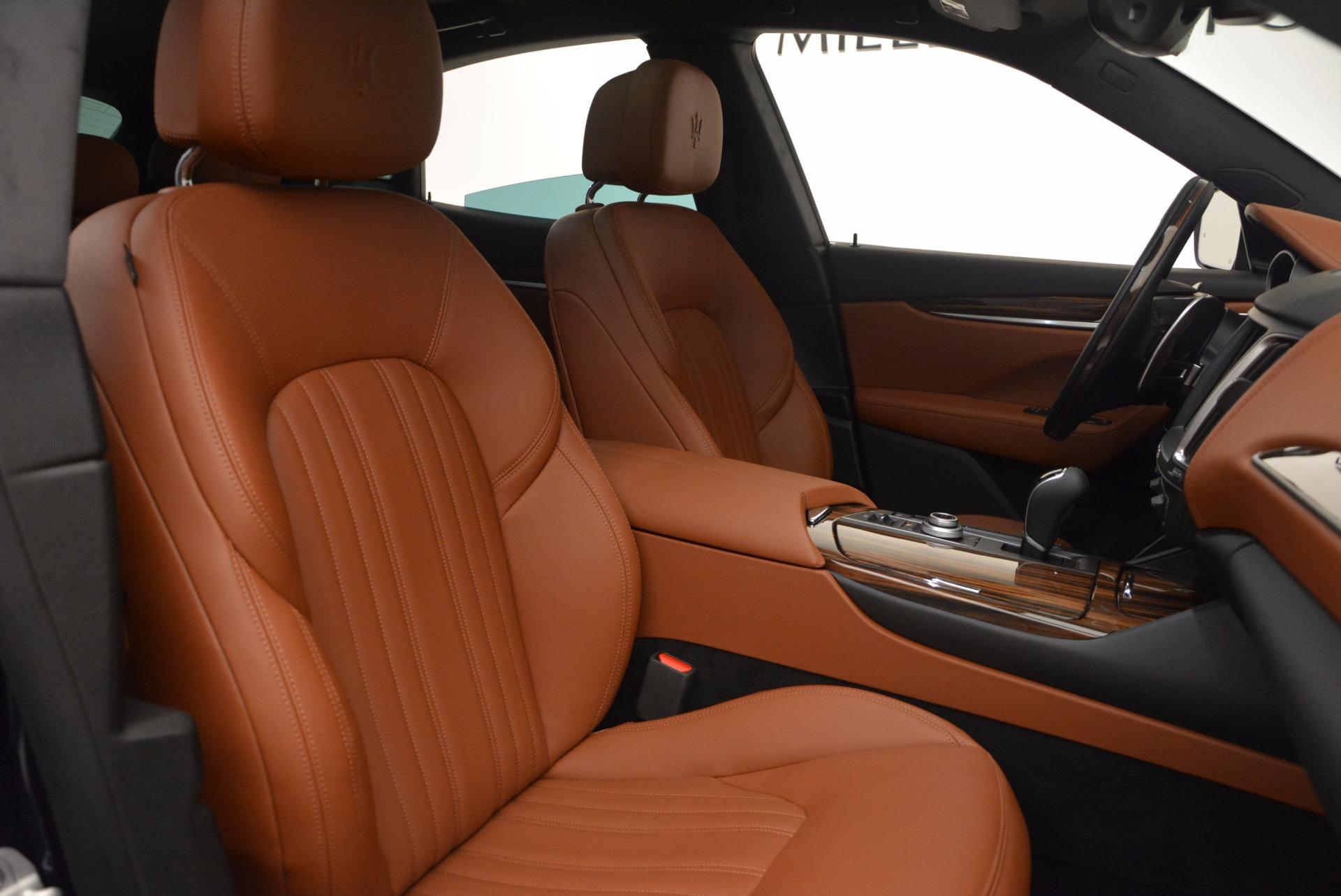 Used 2017 Maserati Levante S For Sale In Greenwich, CT 752_p28