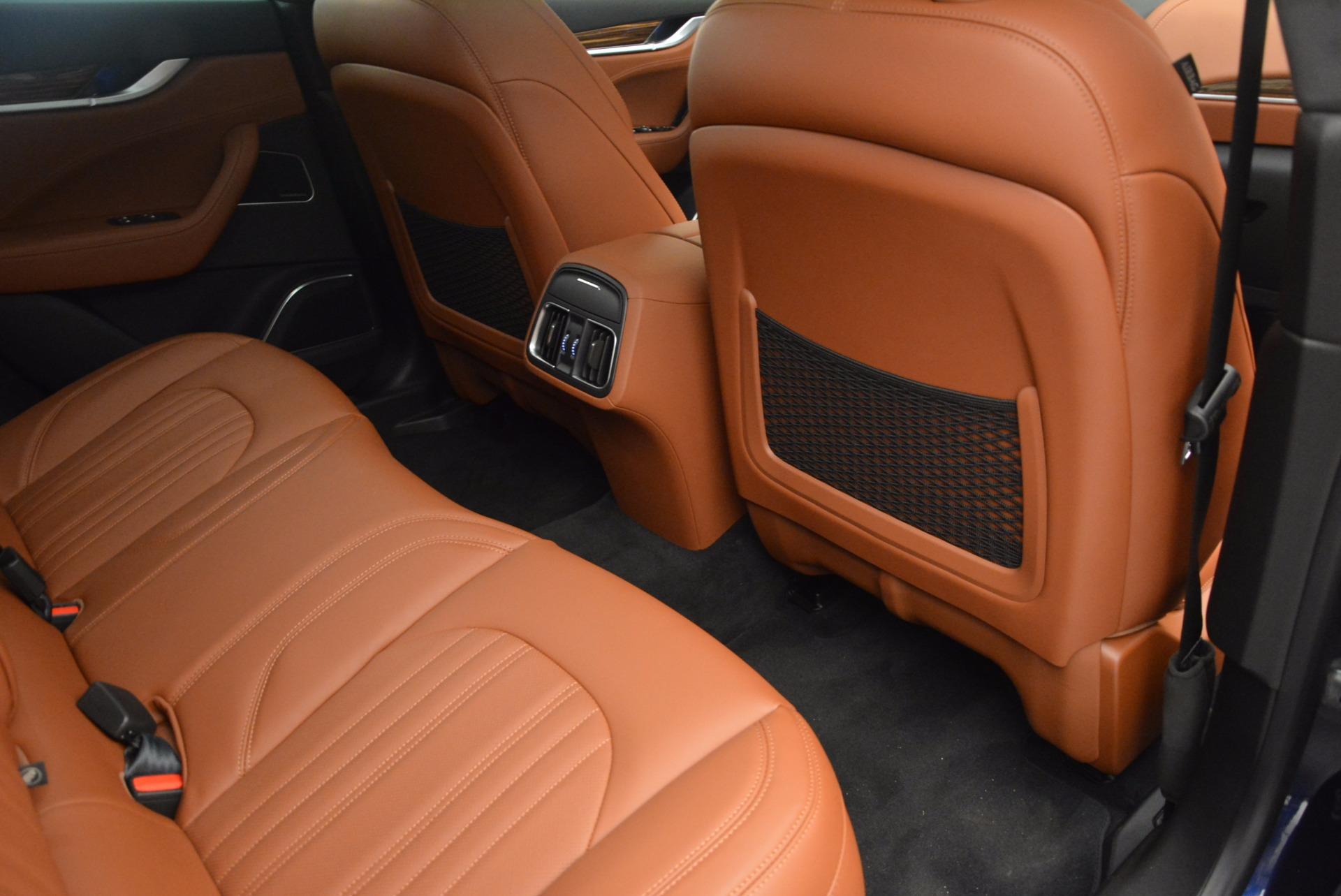Used 2017 Maserati Levante S For Sale In Greenwich, CT 752_p29