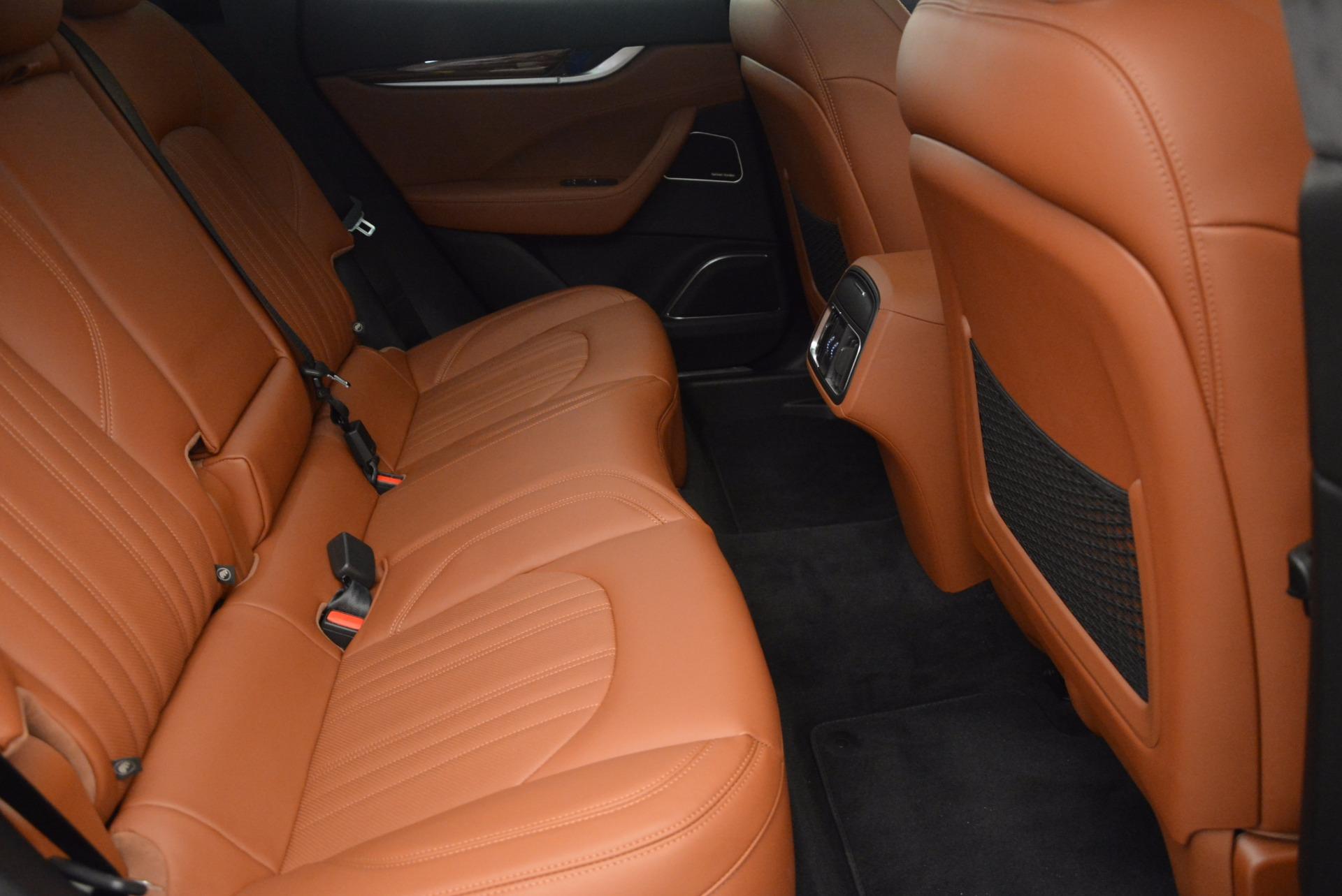 Used 2017 Maserati Levante S For Sale In Greenwich, CT 752_p30