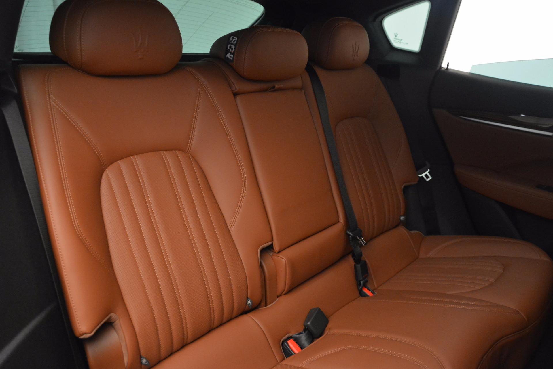 Used 2017 Maserati Levante S For Sale In Greenwich, CT 752_p31