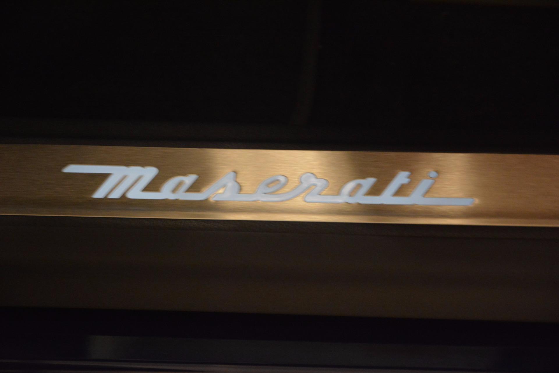 Used 2017 Maserati Levante S For Sale In Greenwich, CT 752_p37