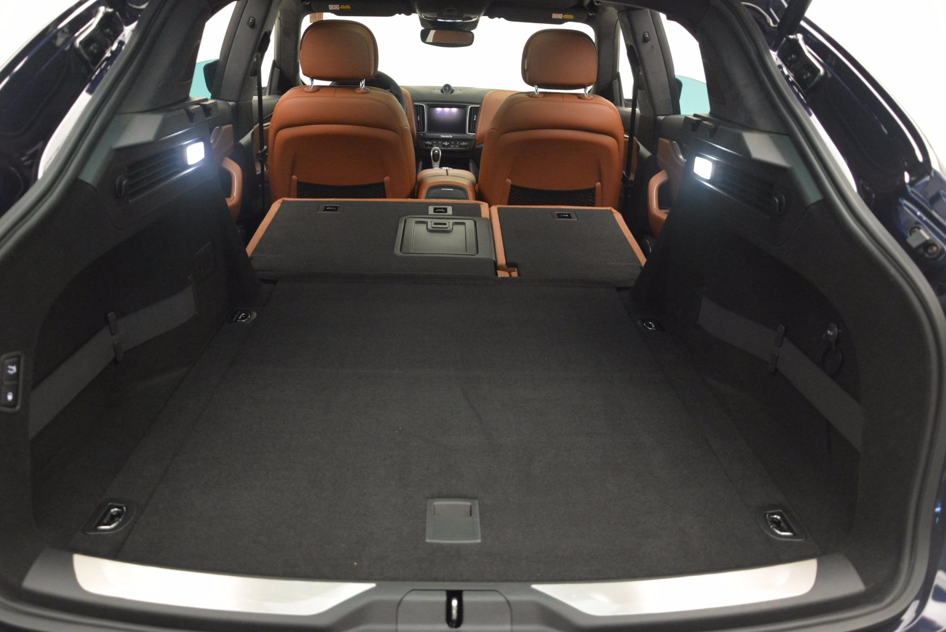 Used 2017 Maserati Levante S For Sale In Greenwich, CT 752_p40