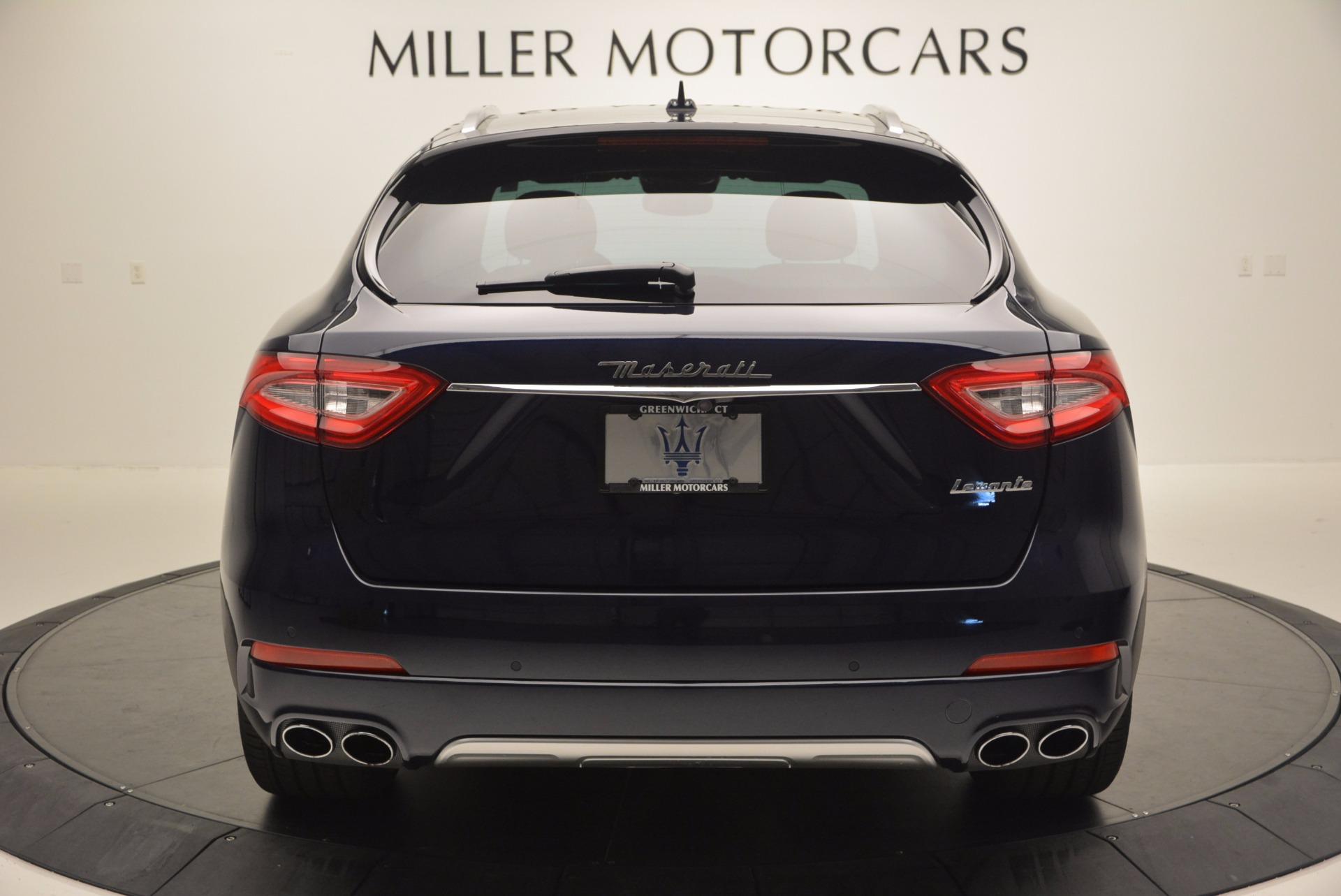 Used 2017 Maserati Levante S For Sale In Greenwich, CT 752_p5