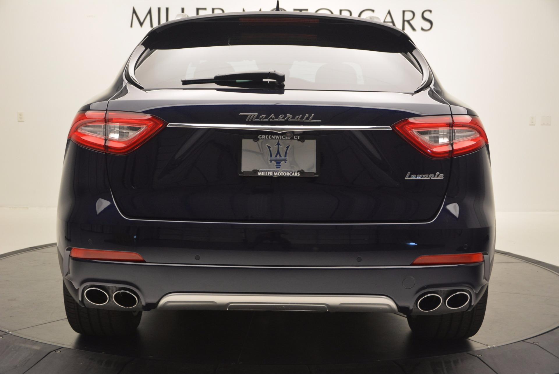 Used 2017 Maserati Levante S For Sale In Greenwich, CT 752_p6