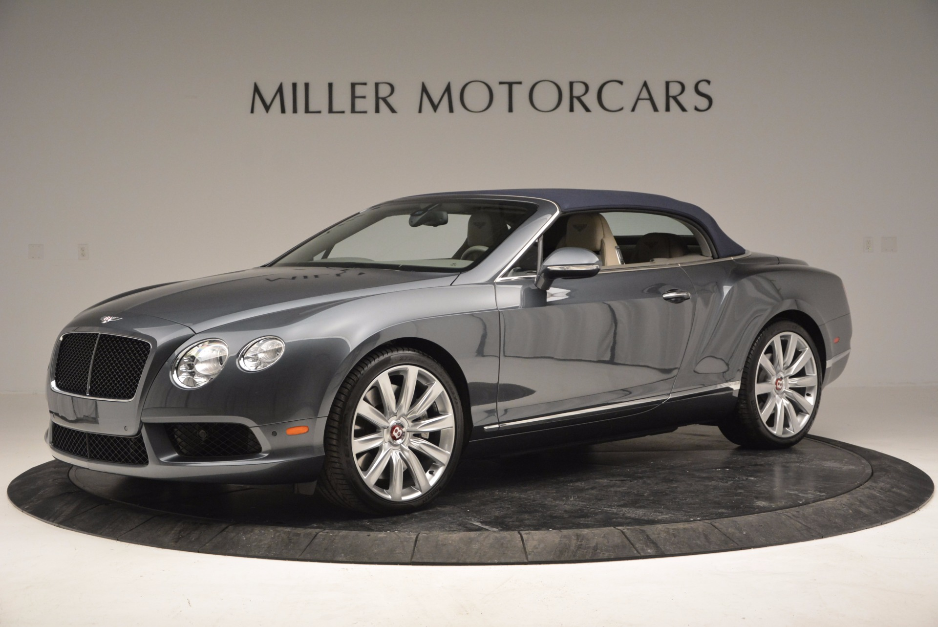 Used 2014 Bentley Continental GT V8 For Sale In Greenwich, CT 753_p14