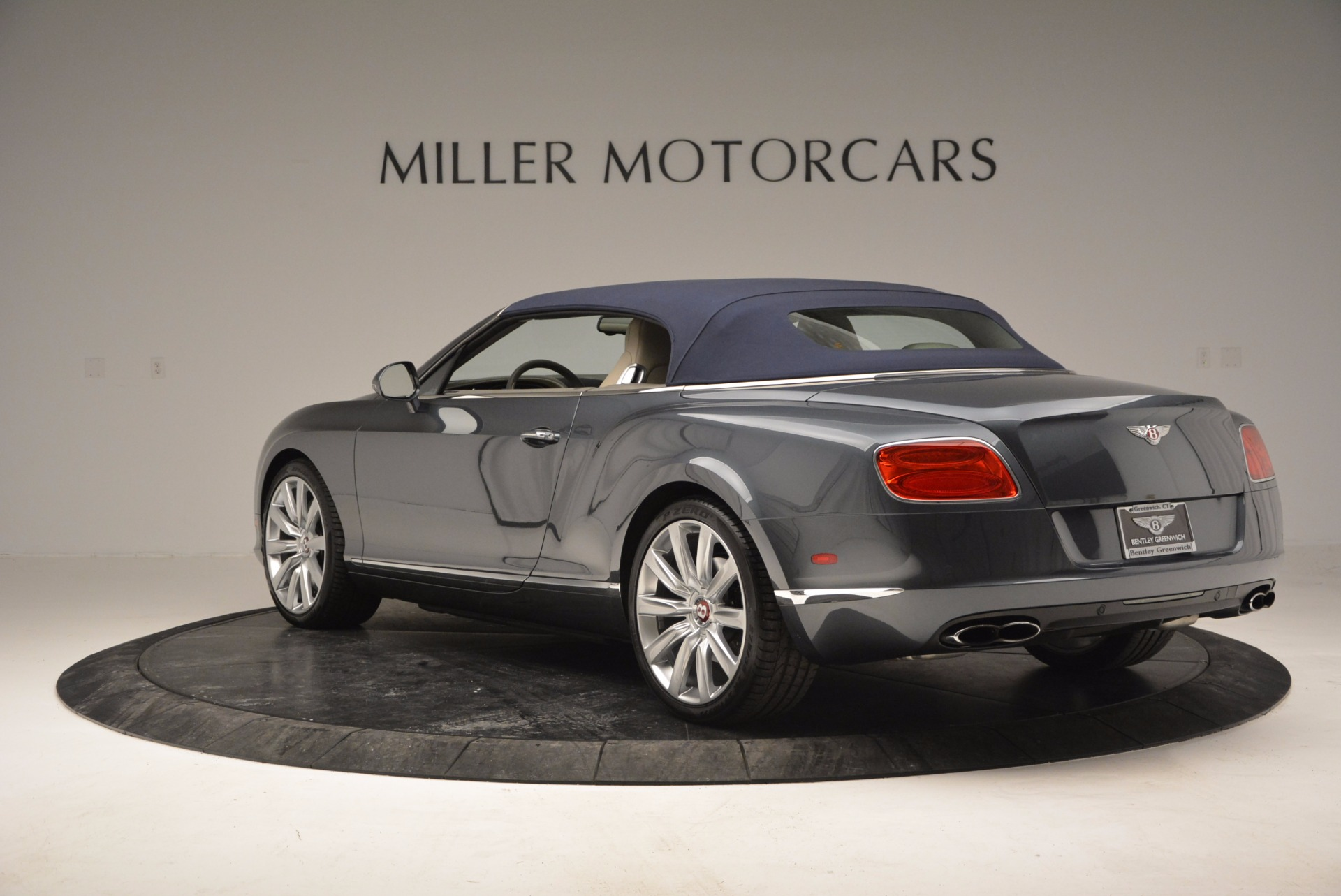 Used 2014 Bentley Continental GT V8 For Sale In Greenwich, CT 753_p17