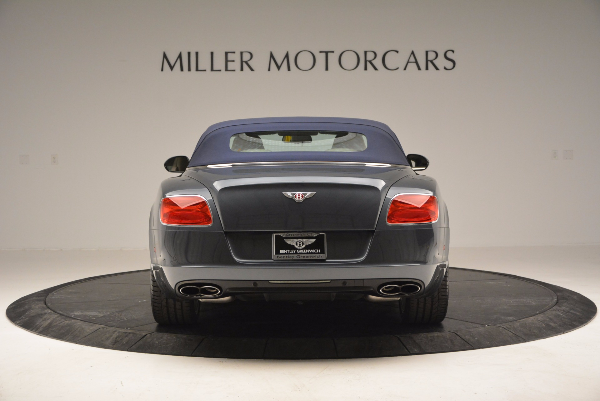 Used 2014 Bentley Continental GT V8 For Sale In Greenwich, CT 753_p18