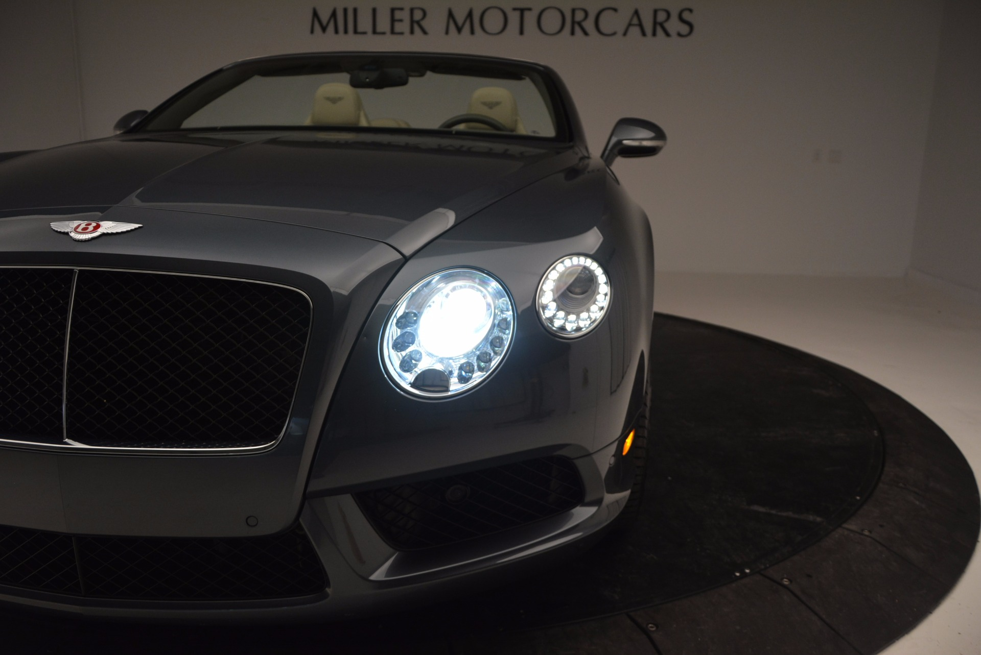 Used 2014 Bentley Continental GT V8 For Sale In Greenwich, CT 753_p28