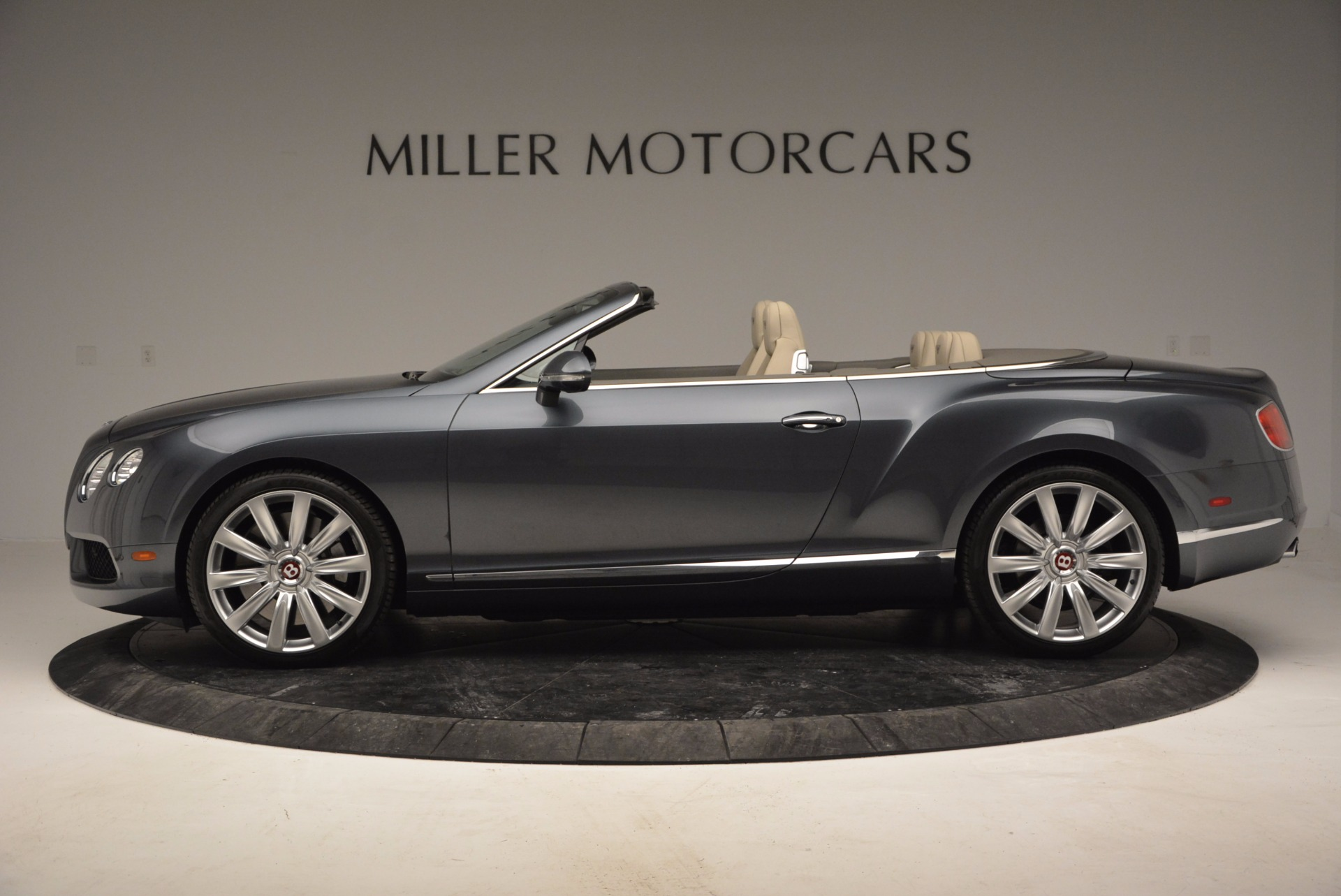 Used 2014 Bentley Continental GT V8 For Sale In Greenwich, CT 753_p3