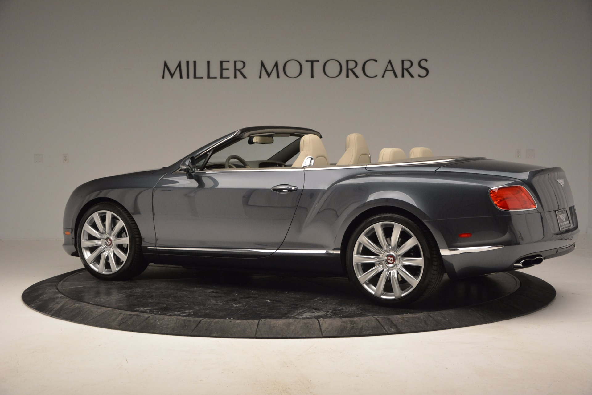 Used 2014 Bentley Continental GT V8 For Sale In Greenwich, CT 753_p4