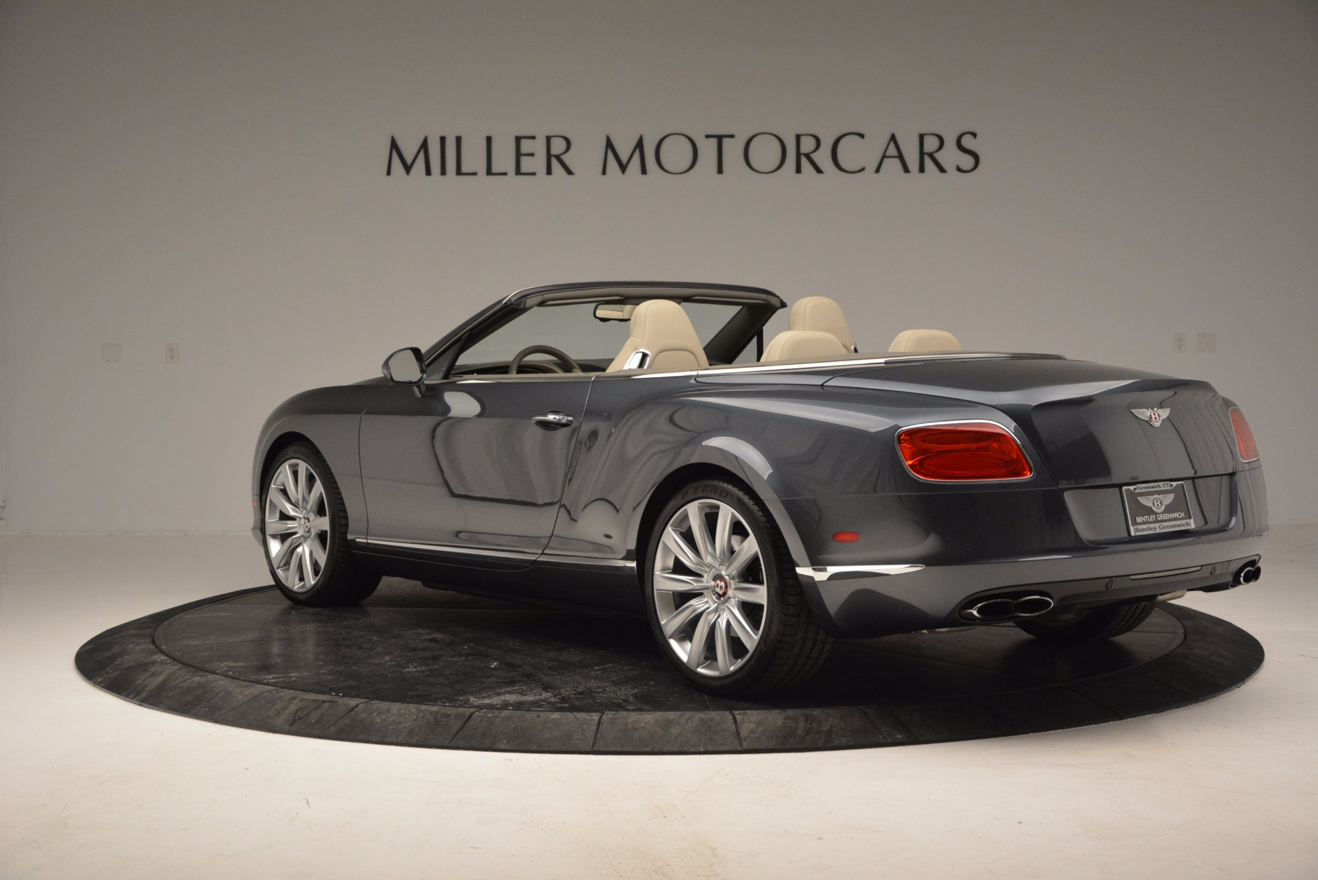 Used 2014 Bentley Continental GT V8 For Sale In Greenwich, CT 753_p5
