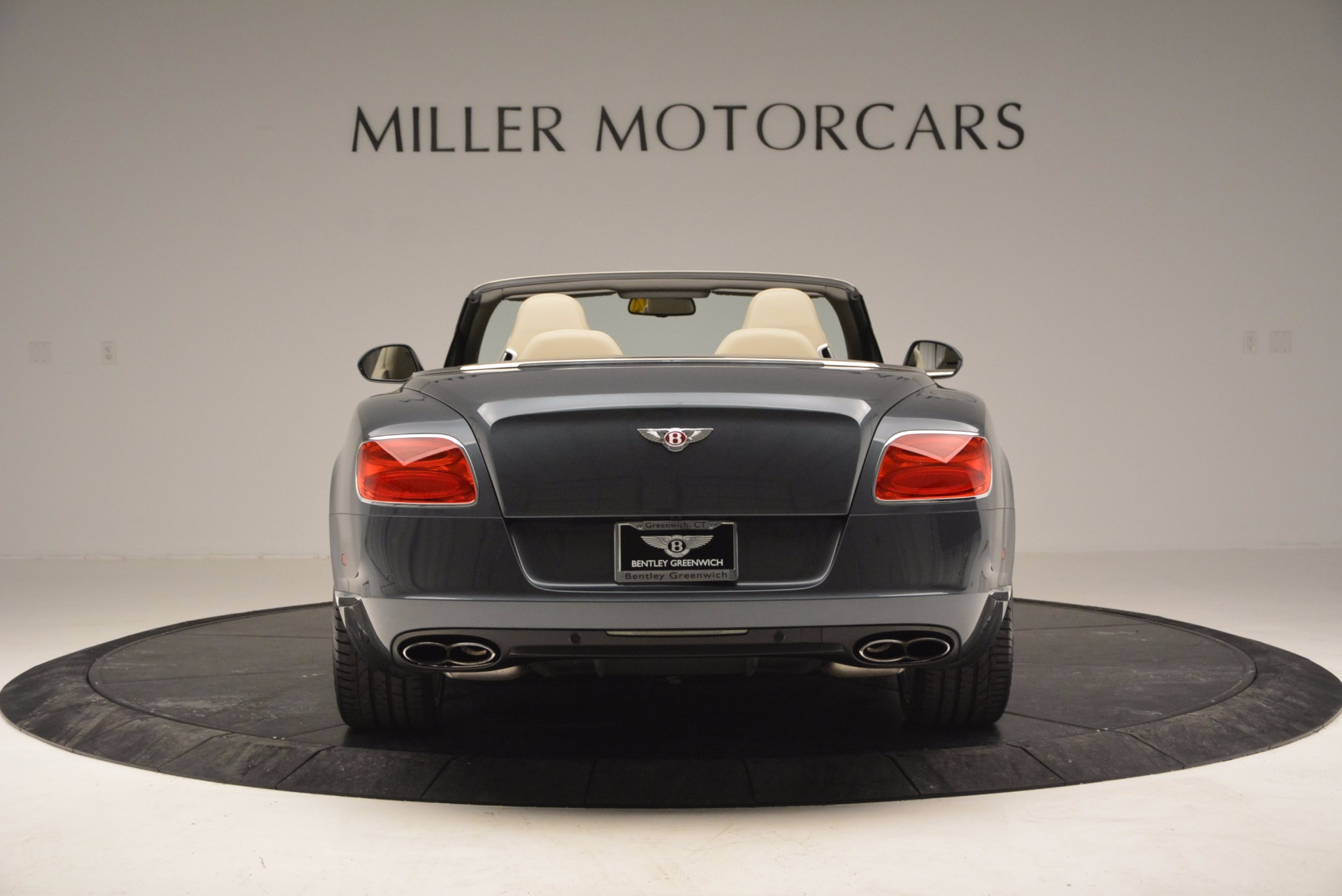 Used 2014 Bentley Continental GT V8 For Sale In Greenwich, CT 753_p6