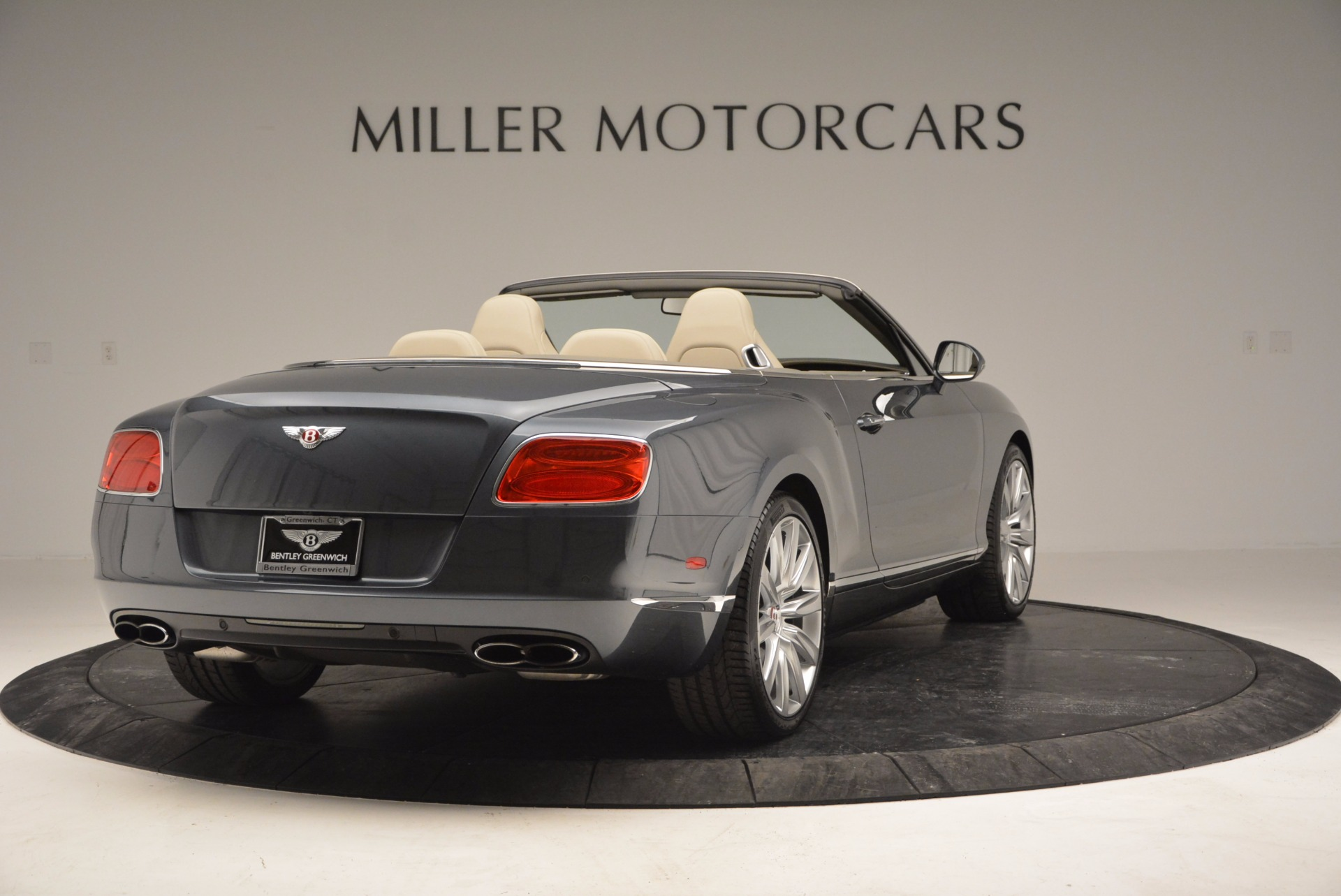 Used 2014 Bentley Continental GT V8 For Sale In Greenwich, CT 753_p7