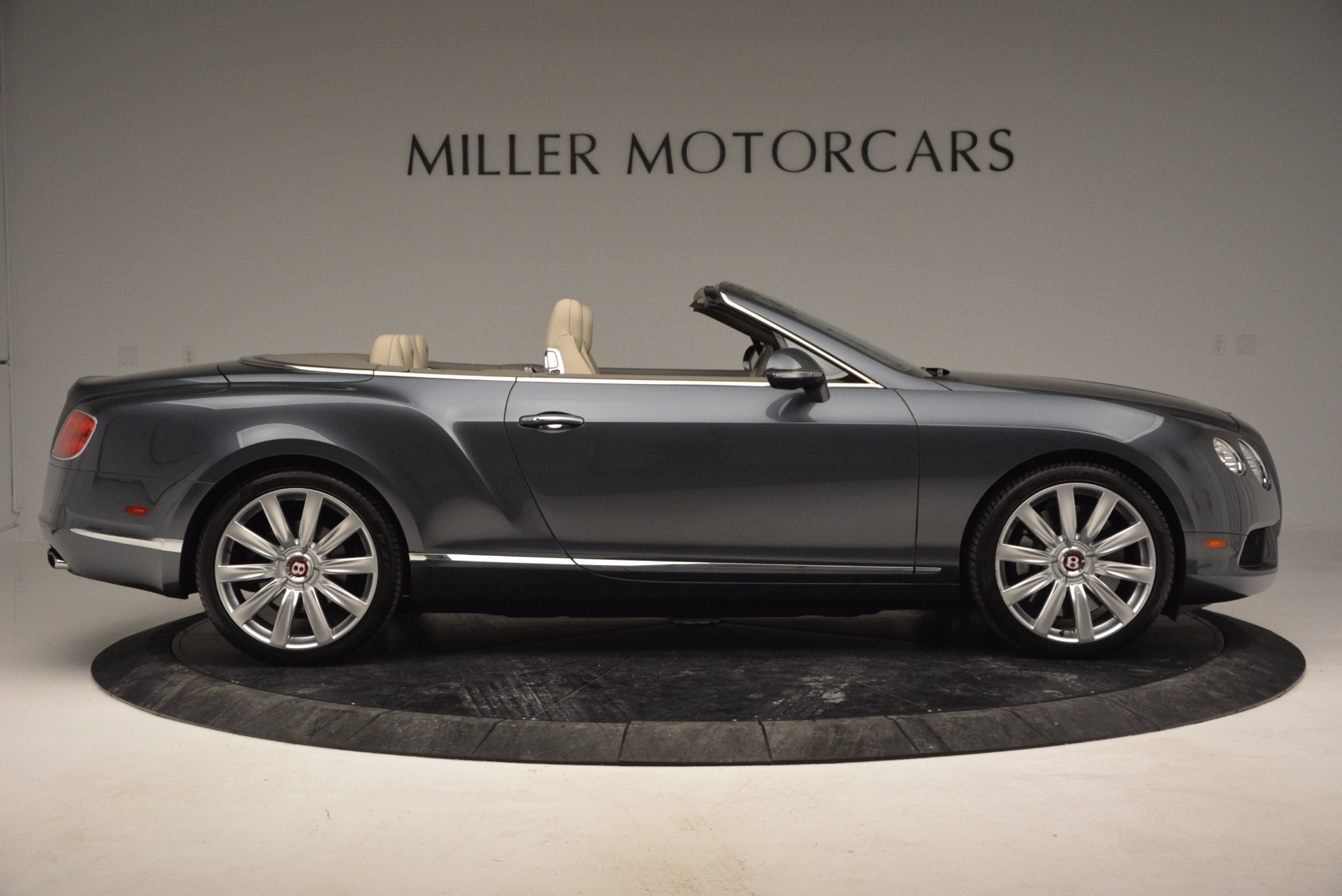 Used 2014 Bentley Continental GT V8 For Sale In Greenwich, CT 753_p9