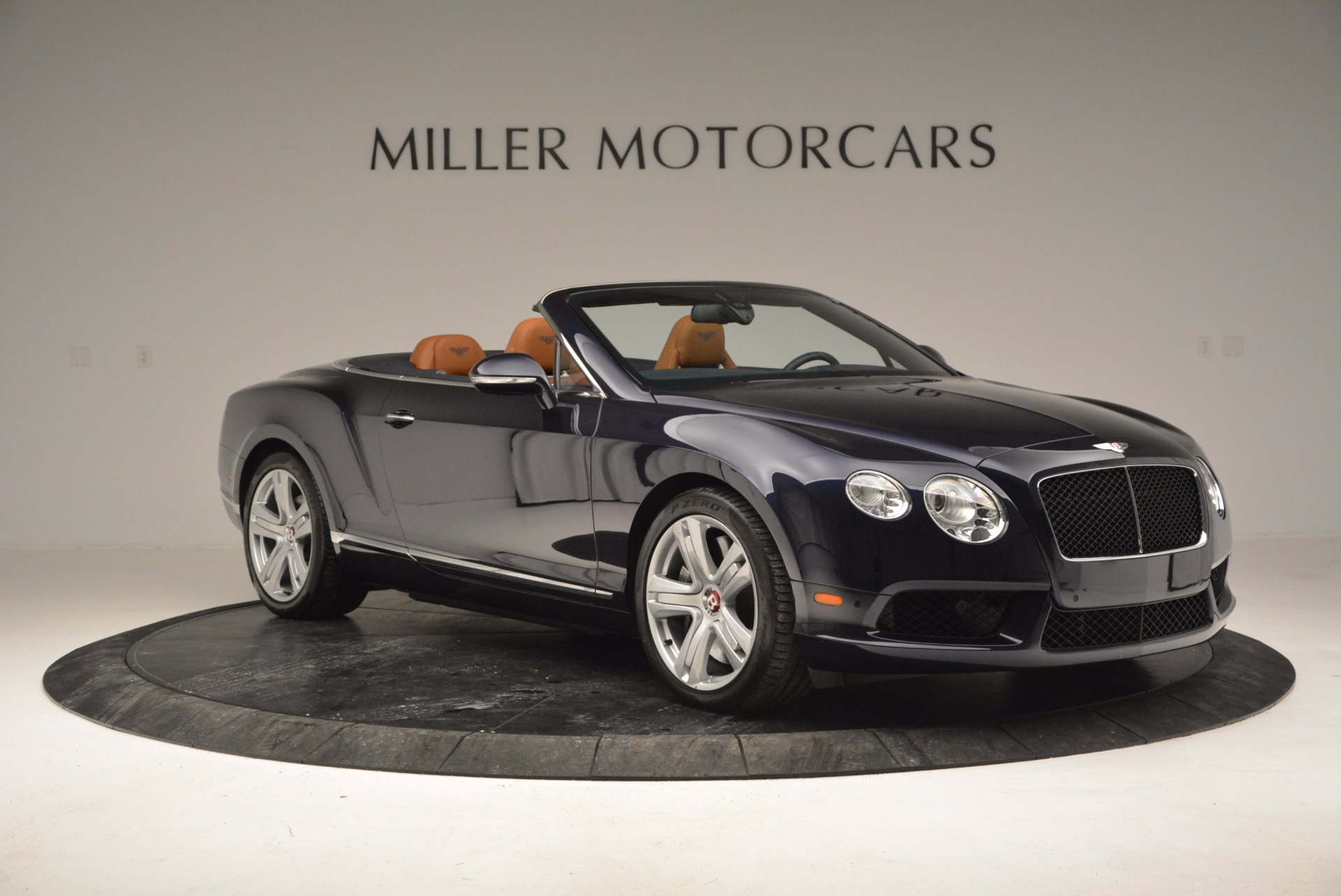 Used 2014 Bentley Continental GT V8 For Sale In Greenwich, CT 754_p11