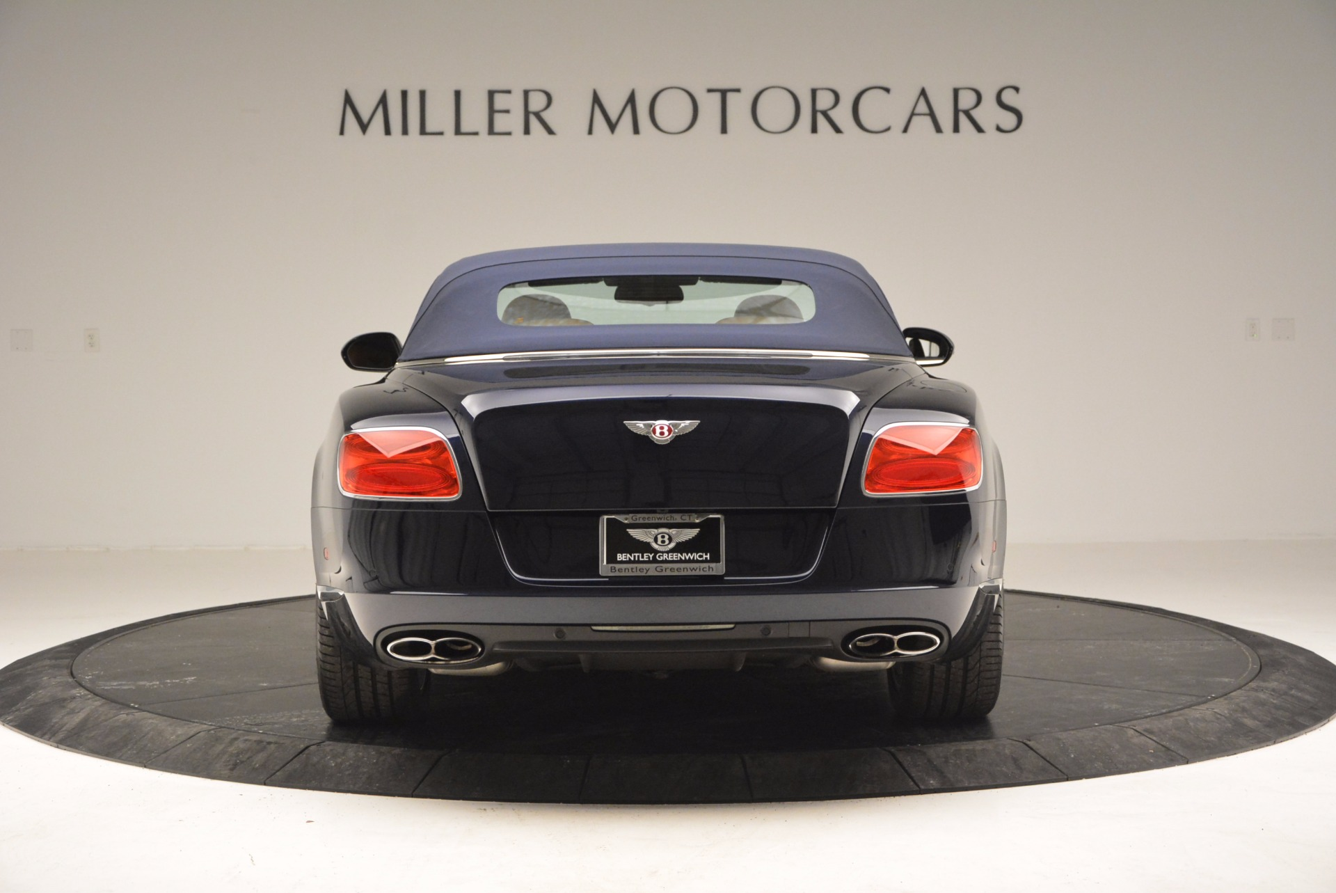 Used 2014 Bentley Continental GT V8 For Sale In Greenwich, CT 754_p18
