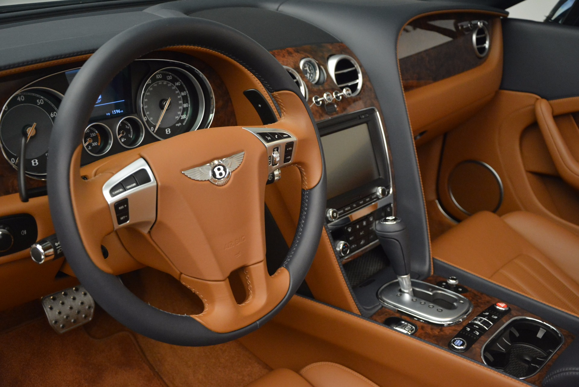 Used 2014 Bentley Continental GT V8 For Sale In Greenwich, CT 754_p37