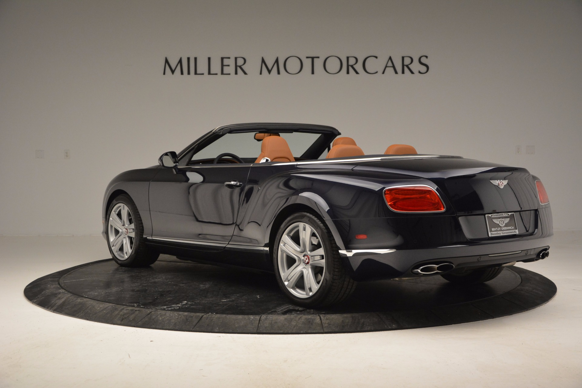 Used 2014 Bentley Continental GT V8 For Sale In Greenwich, CT 754_p5