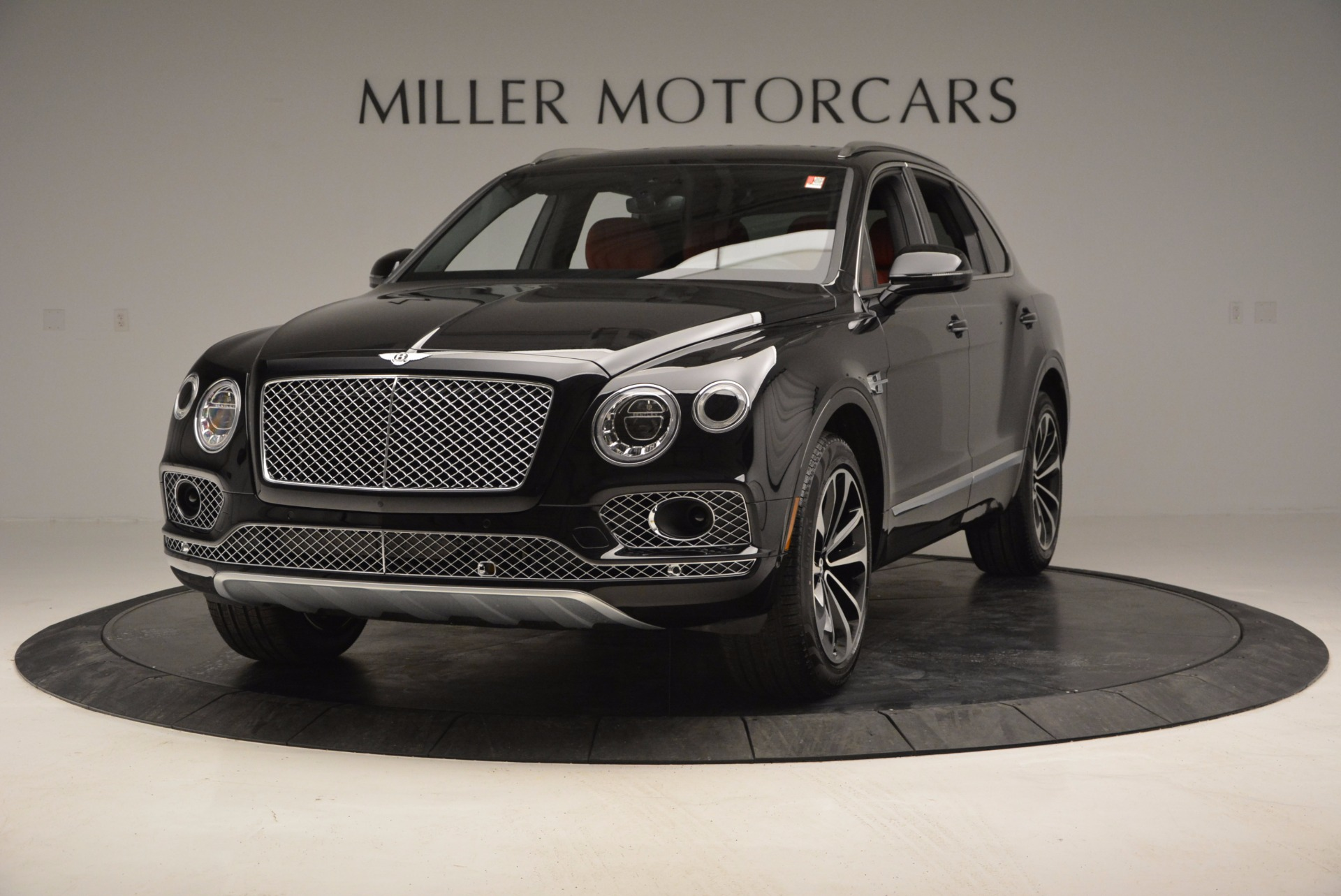 New 2017 Bentley Bentayga  For Sale In Greenwich, CT 756_main