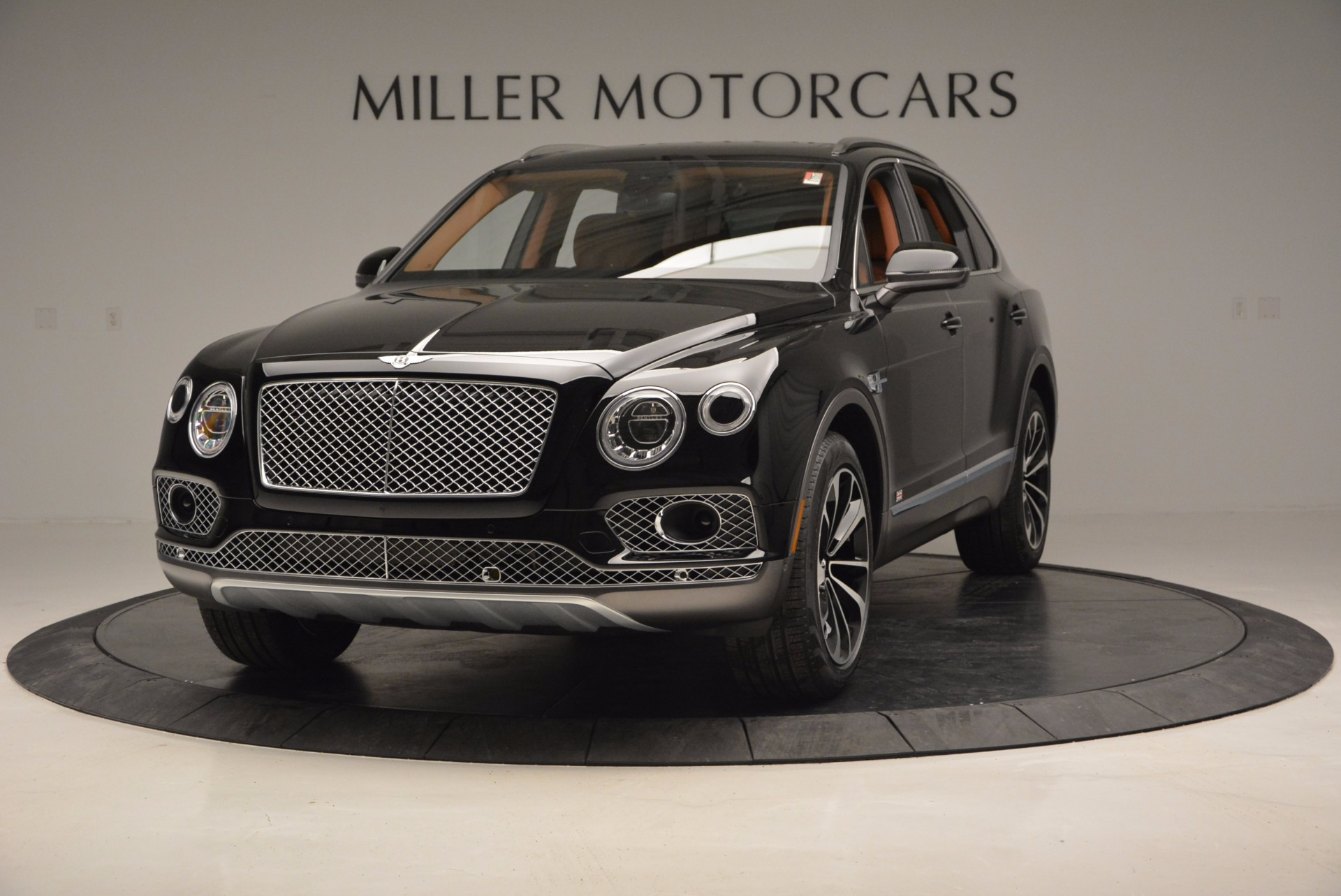 New 2017 Bentley Bentayga  For Sale In Greenwich, CT 757_main