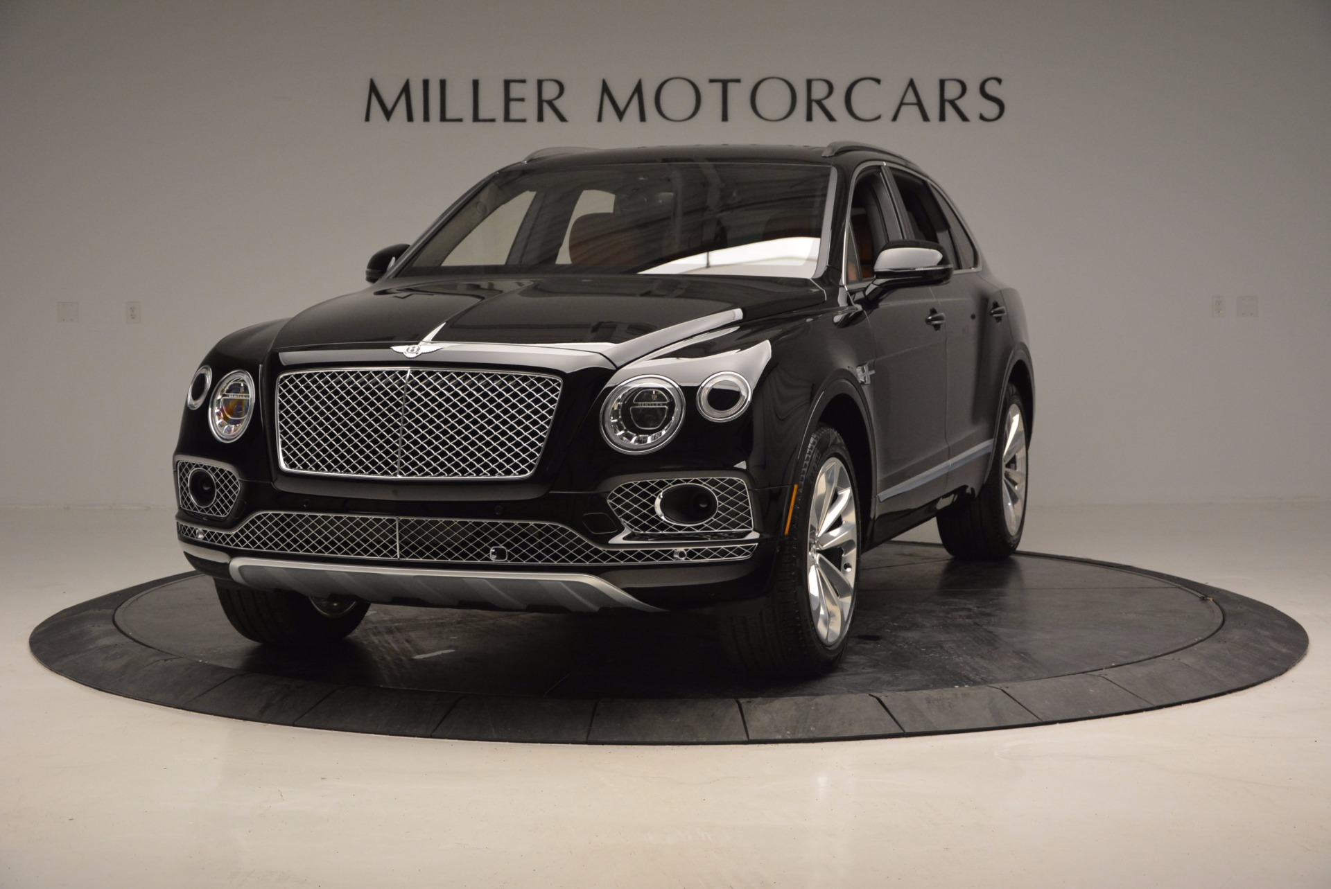 Used 2017 Bentley Bentayga  For Sale In Greenwich, CT 758_main