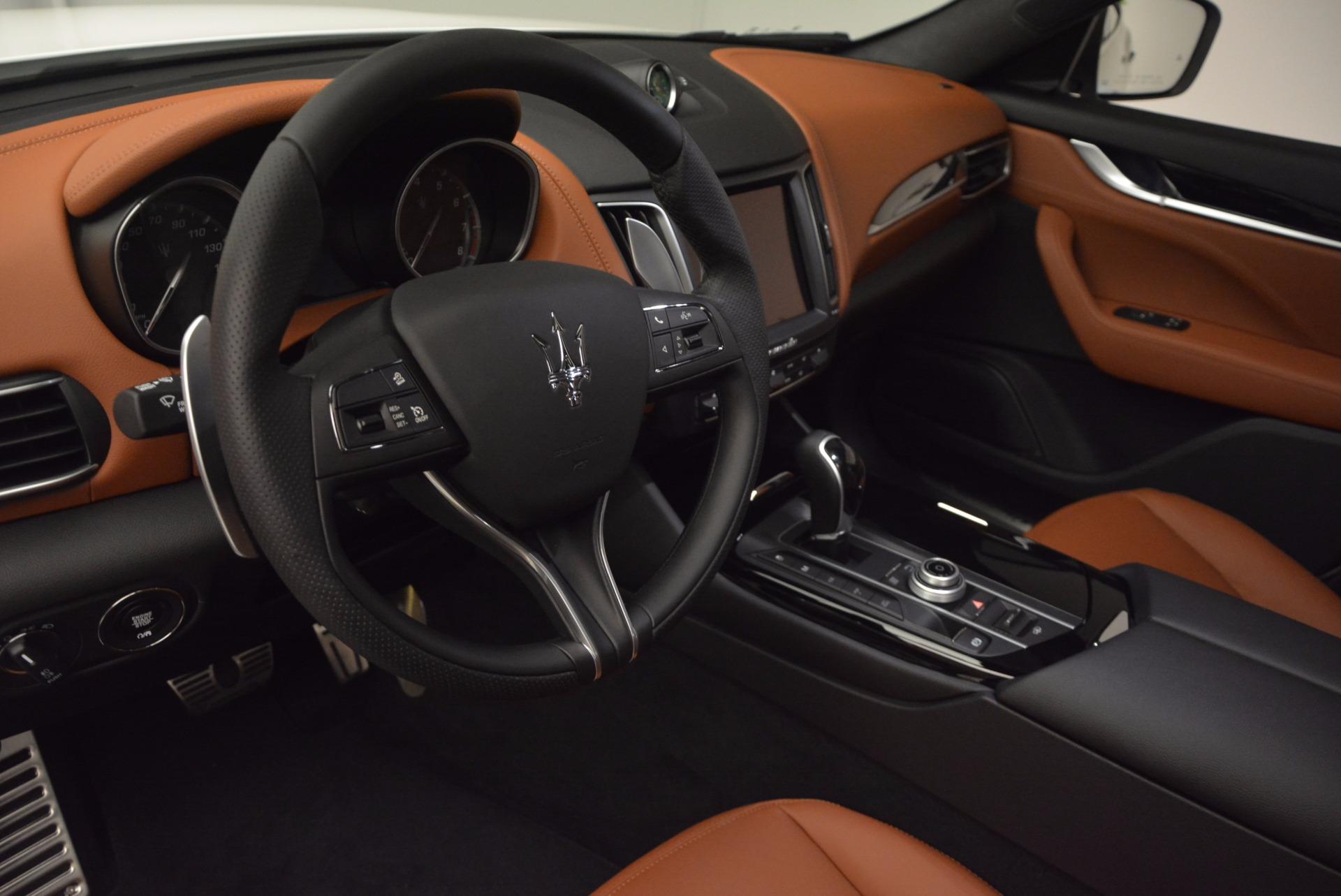 New 2017 Maserati Levante  For Sale In Greenwich, CT 760_p13