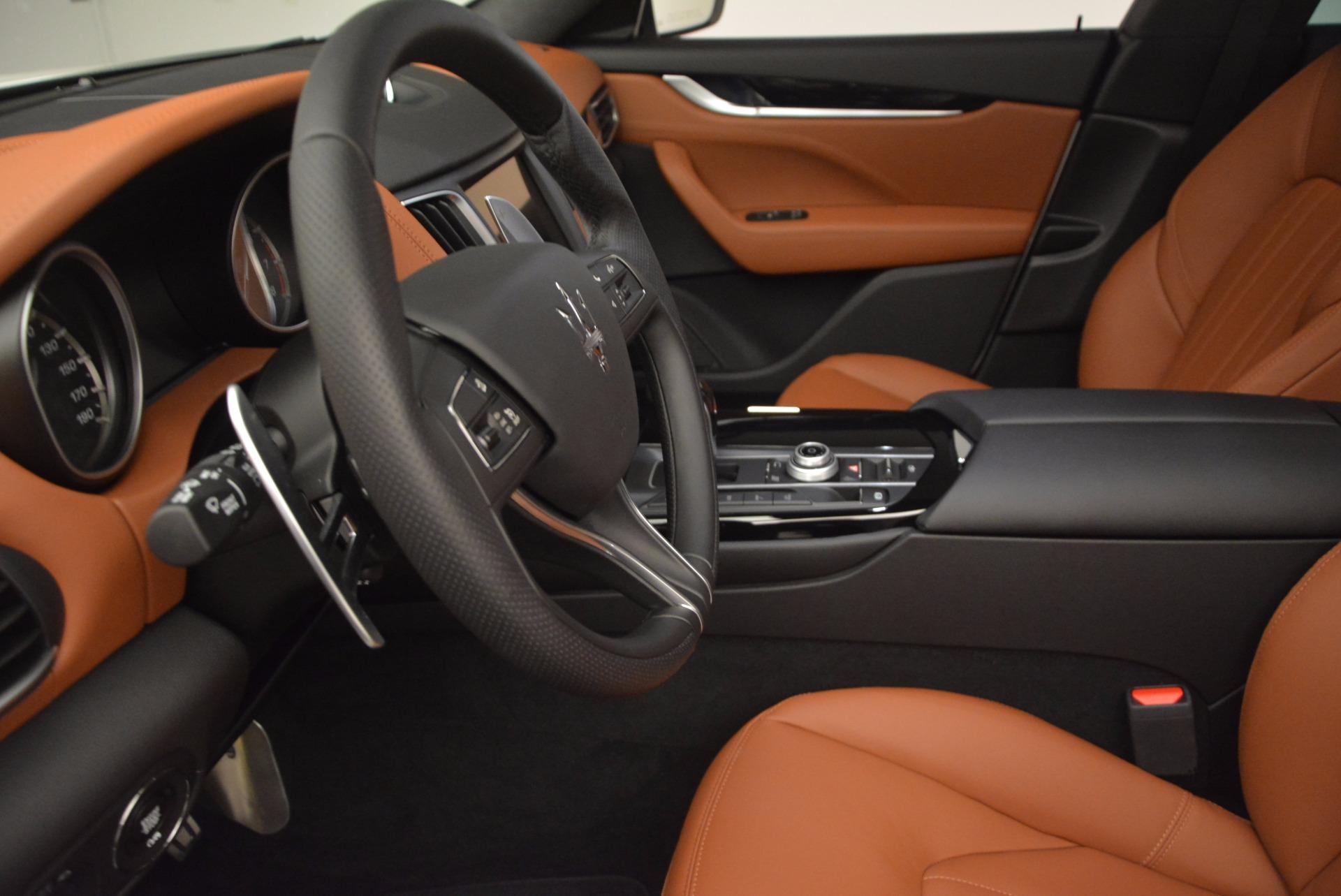 New 2017 Maserati Levante  For Sale In Greenwich, CT 760_p14