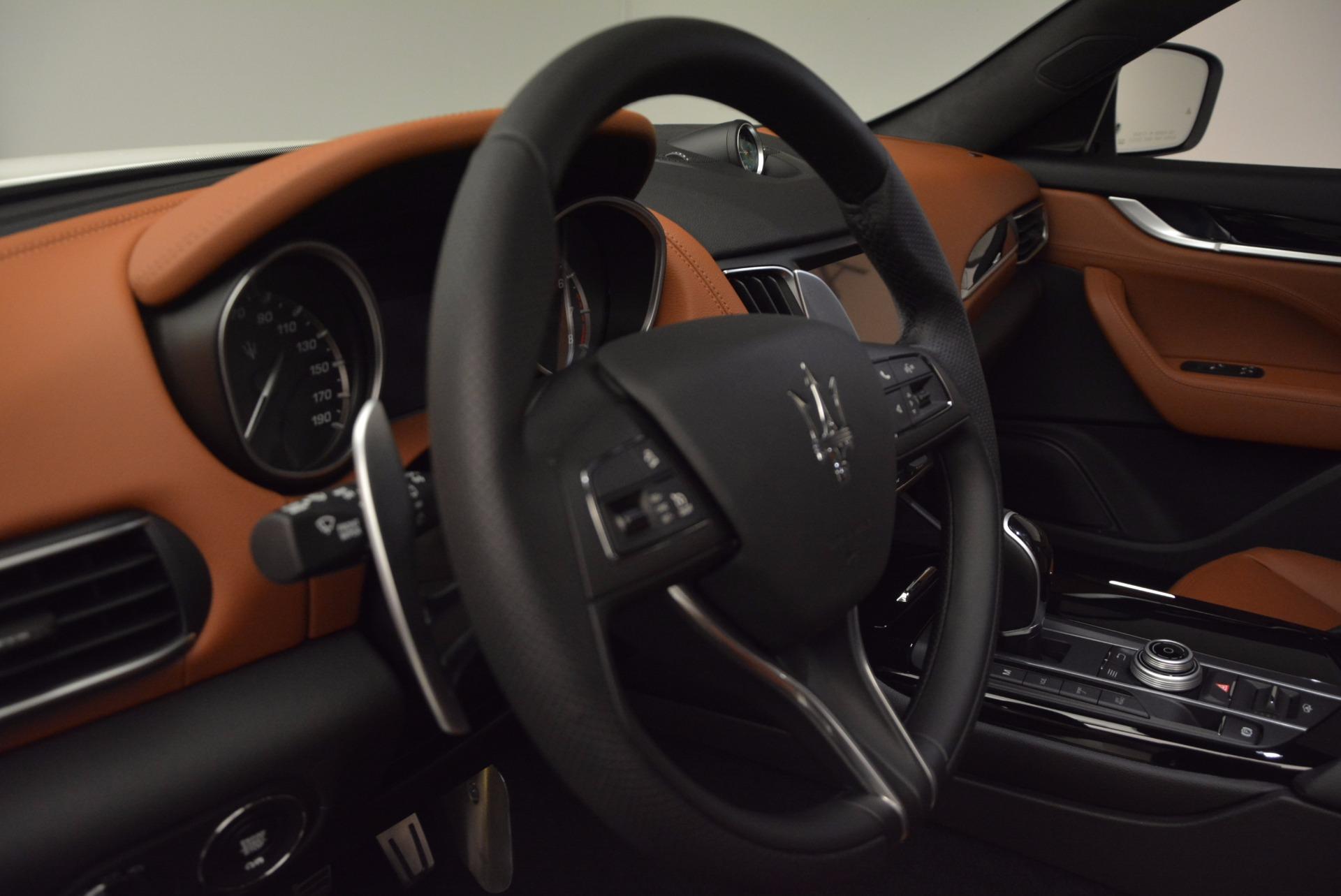 New 2017 Maserati Levante  For Sale In Greenwich, CT 760_p15