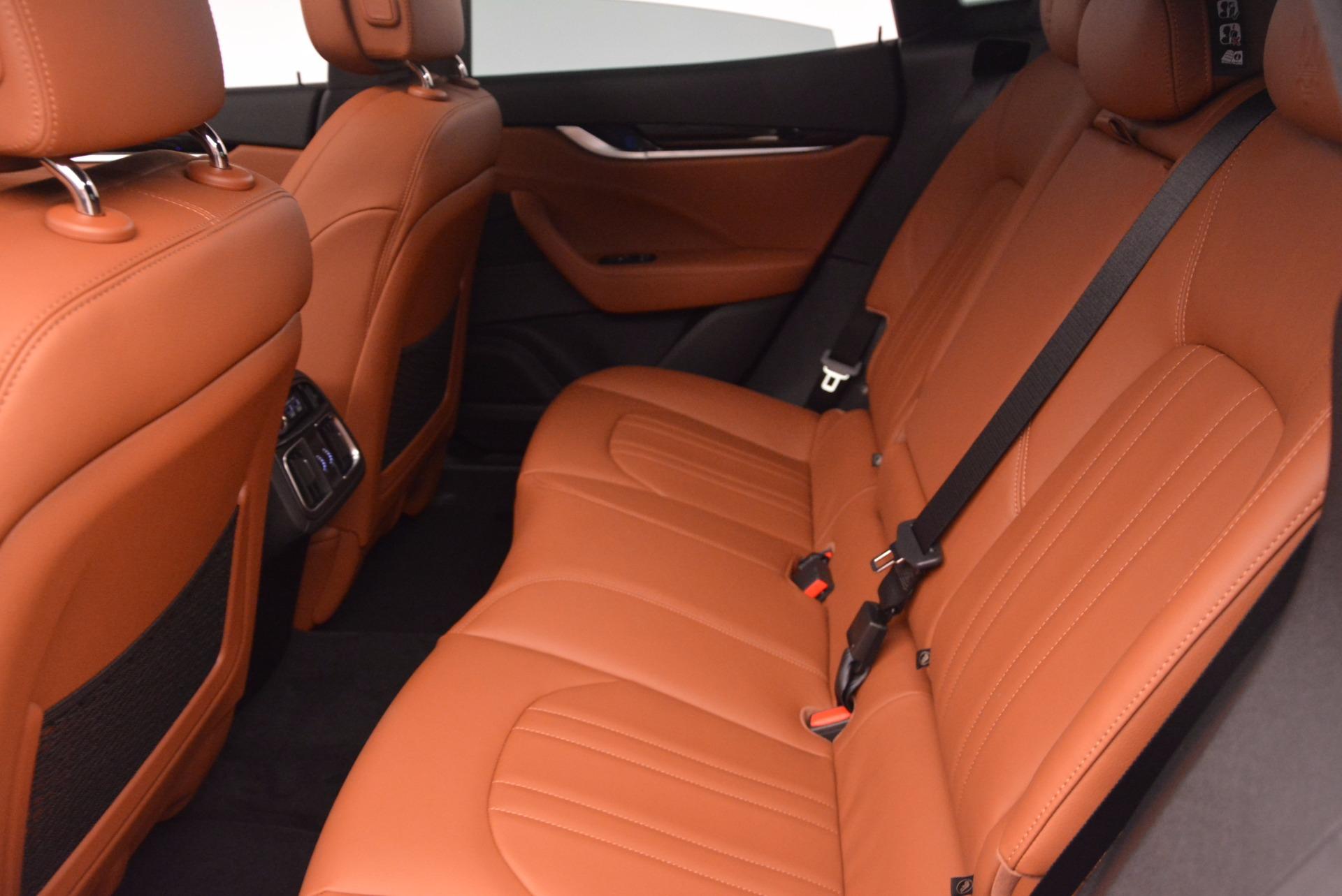 New 2017 Maserati Levante  For Sale In Greenwich, CT 760_p17