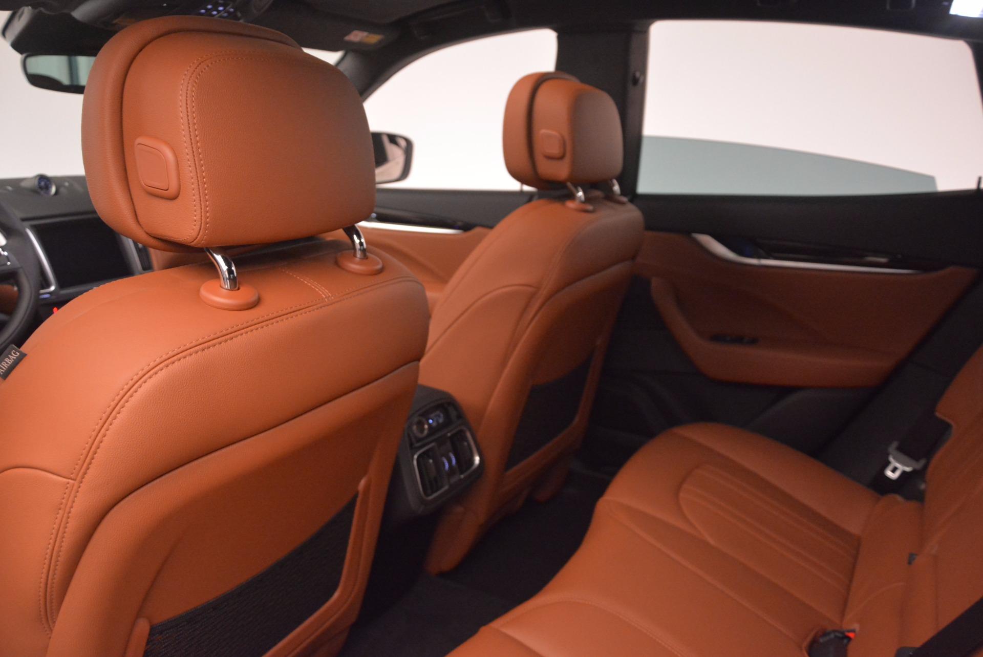 New 2017 Maserati Levante  For Sale In Greenwich, CT 760_p18