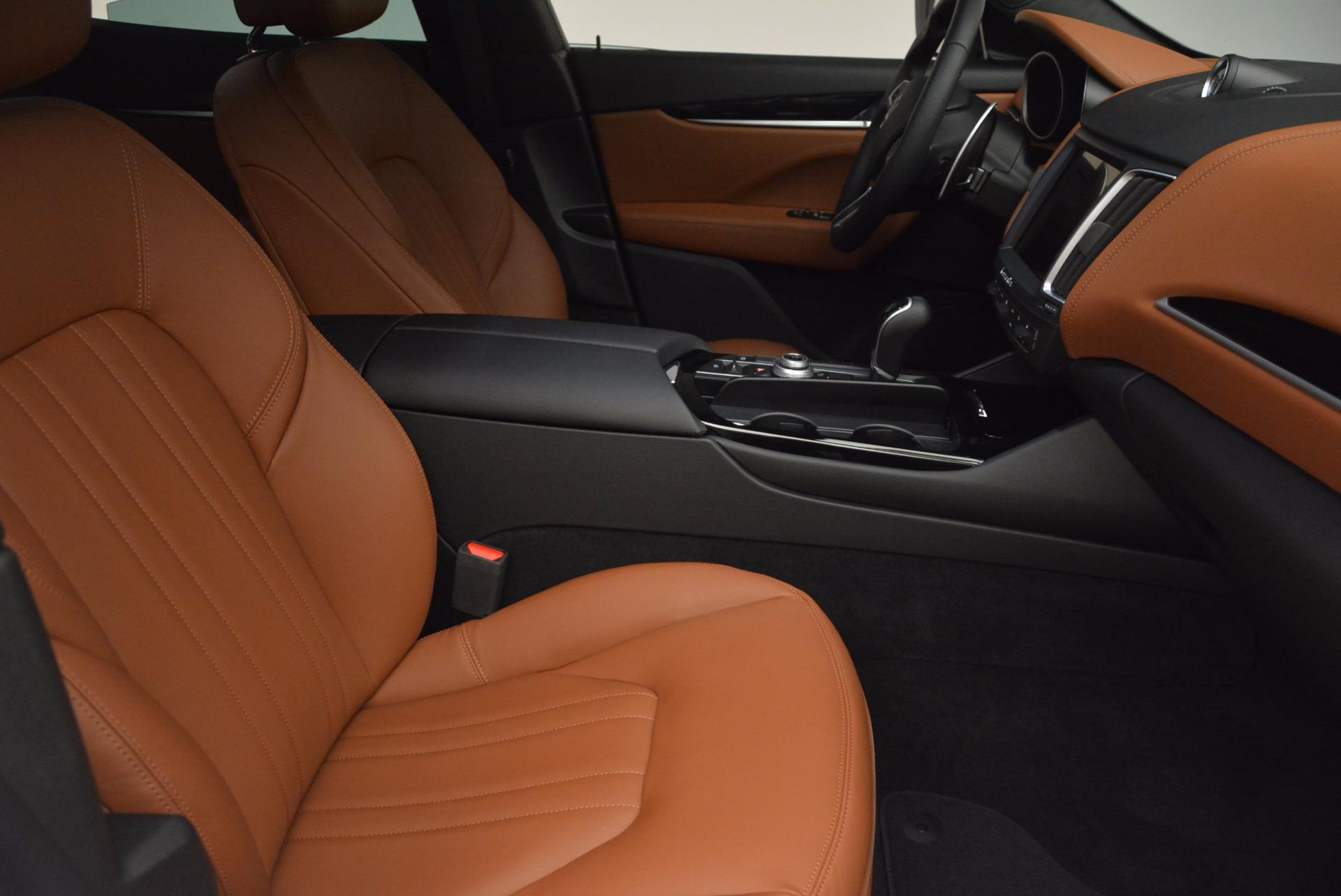 New 2017 Maserati Levante  For Sale In Greenwich, CT 760_p20
