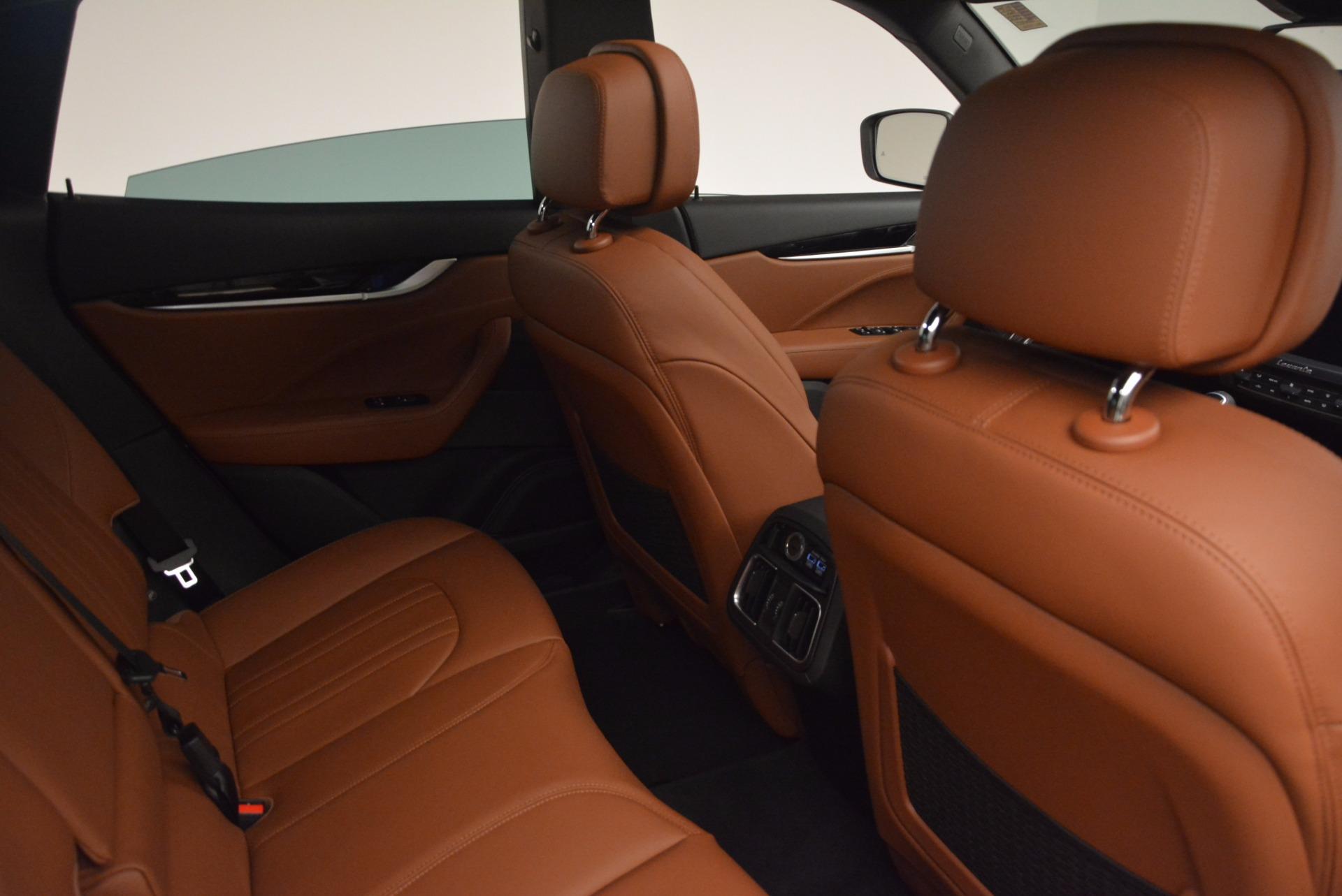 New 2017 Maserati Levante  For Sale In Greenwich, CT 760_p24