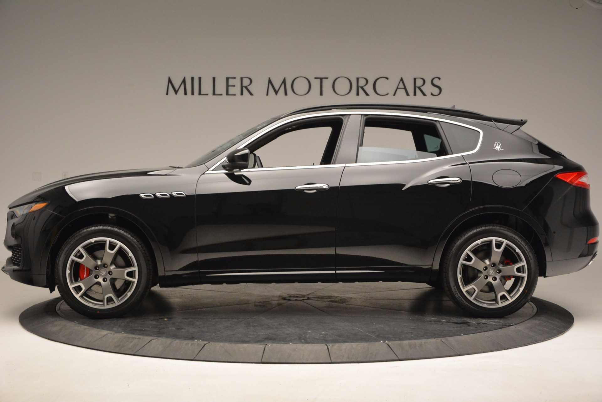 New 2017 Maserati Levante  For Sale In Greenwich, CT 760_p3