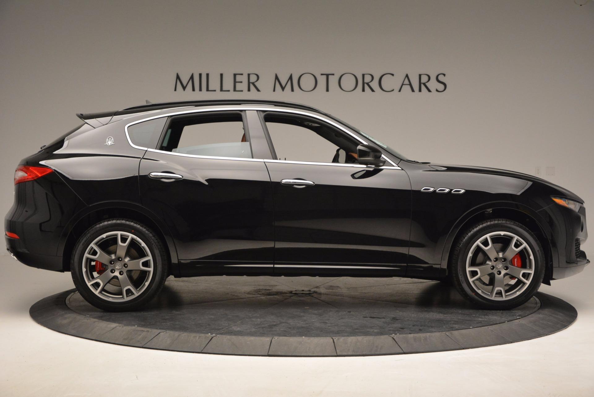 New 2017 Maserati Levante  For Sale In Greenwich, CT 760_p9