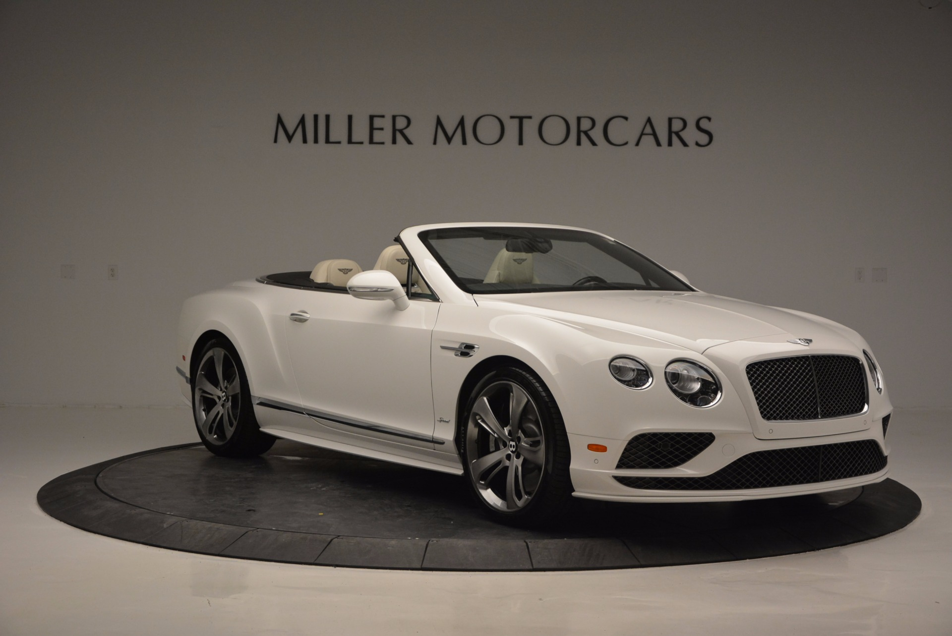 New 2017 Bentley Continental GT Speed Convertible  For Sale In Greenwich, CT 761_p11