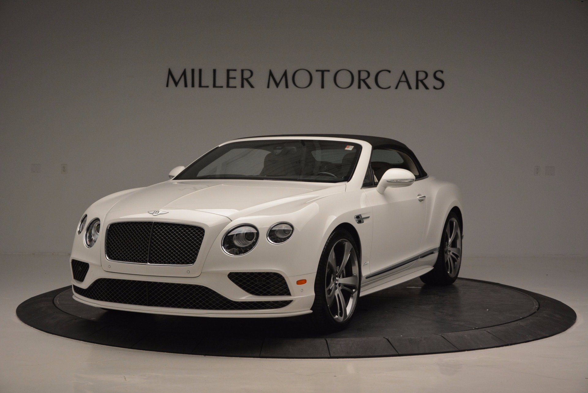 New 2017 Bentley Continental GT Speed Convertible  For Sale In Greenwich, CT 761_p13