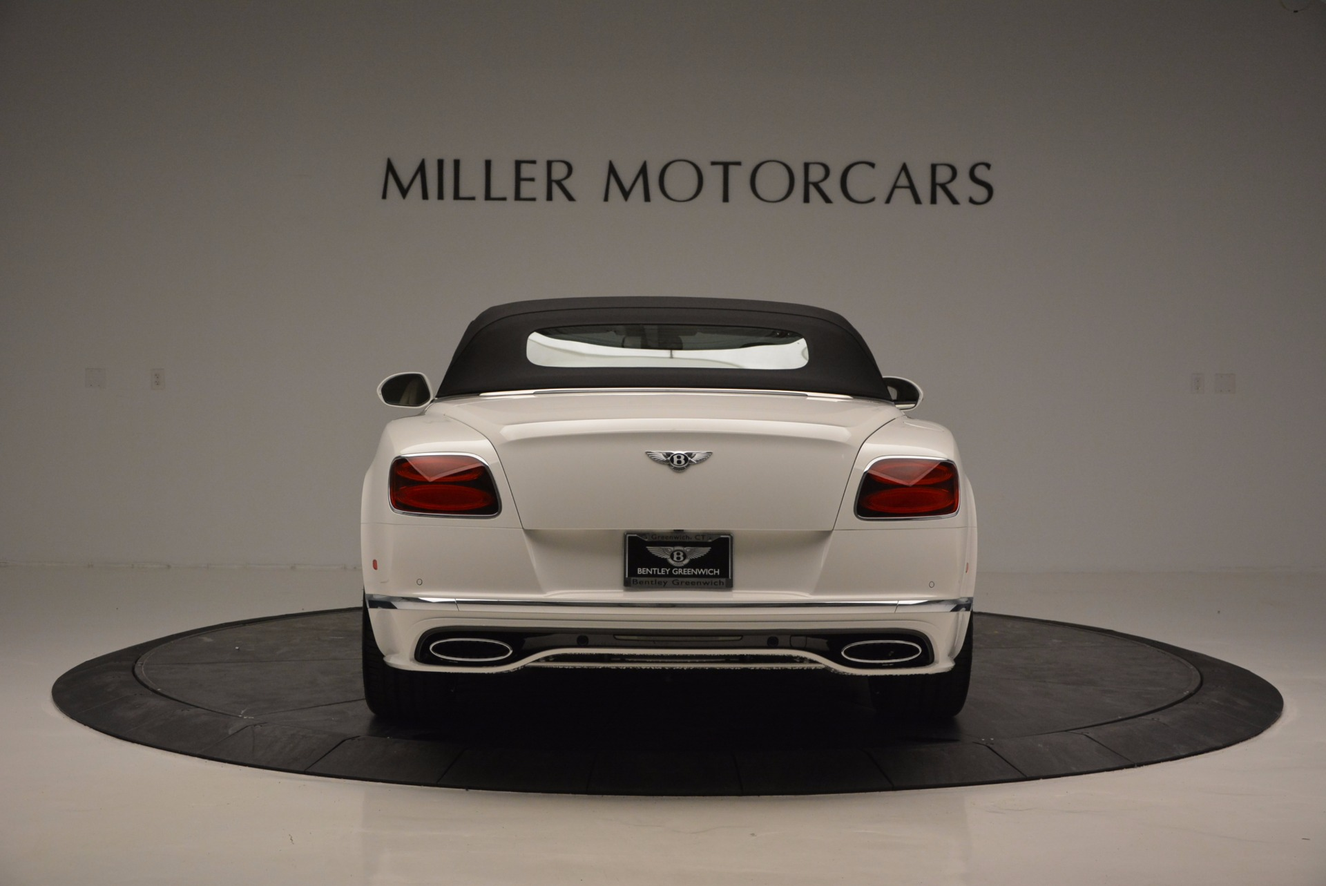 New 2017 Bentley Continental GT Speed Convertible  For Sale In Greenwich, CT 761_p18