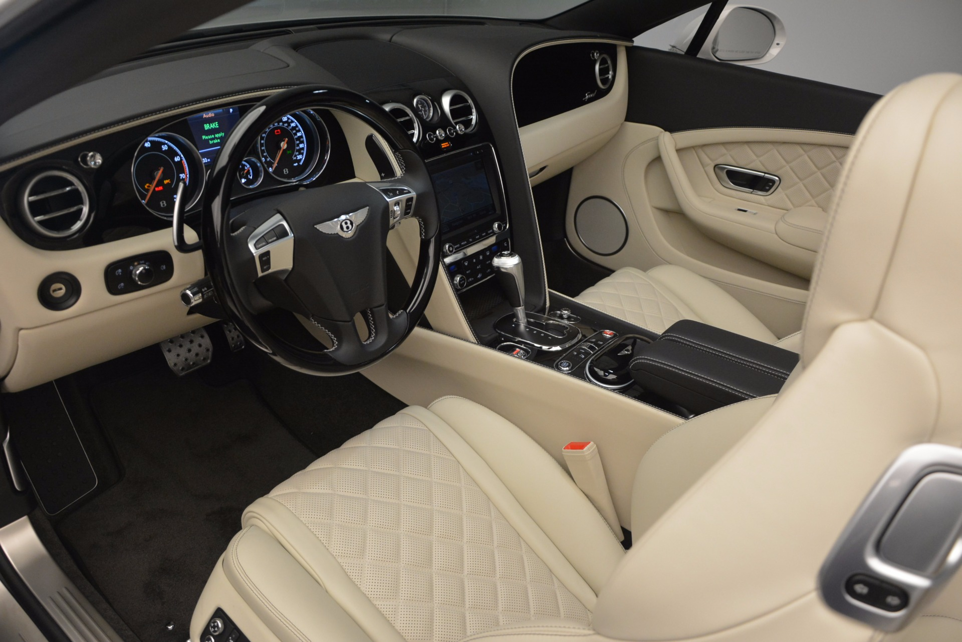 New 2017 Bentley Continental GT Speed Convertible  For Sale In Greenwich, CT 761_p38