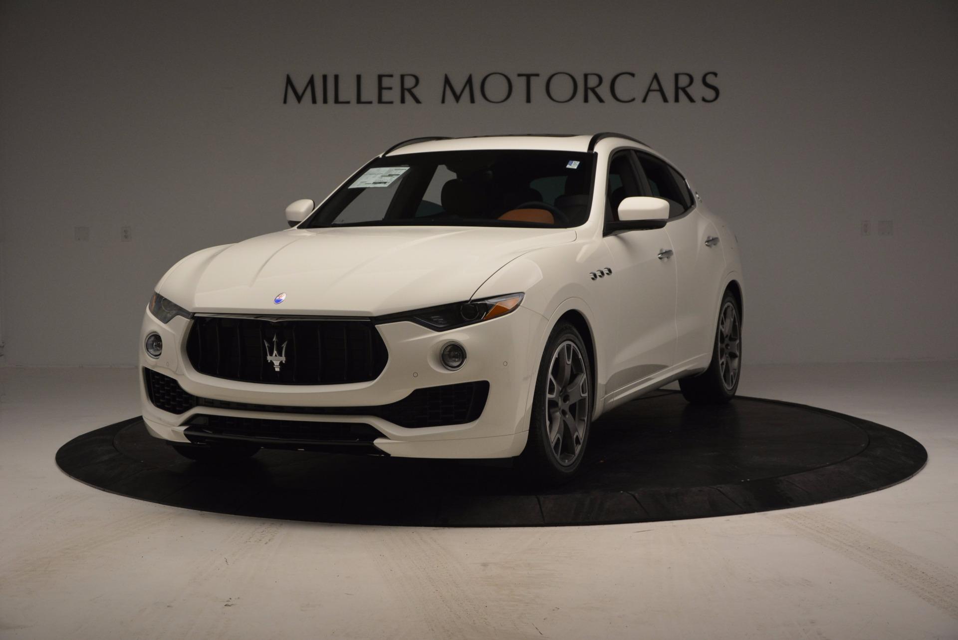 New 2017 Maserati Levante  For Sale In Greenwich, CT 762_main
