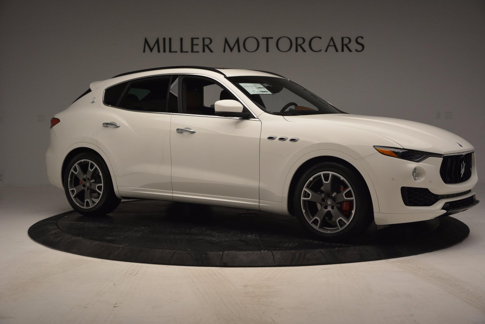 New 2017 Maserati Levante  For Sale In Greenwich, CT 762_p10
