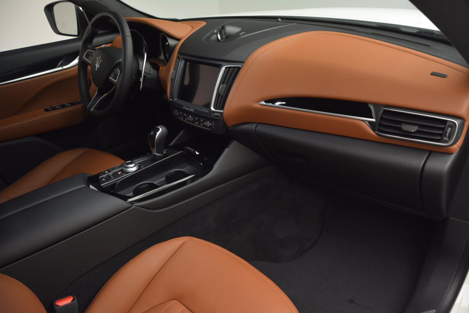 New 2017 Maserati Levante  For Sale In Greenwich, CT 762_p20