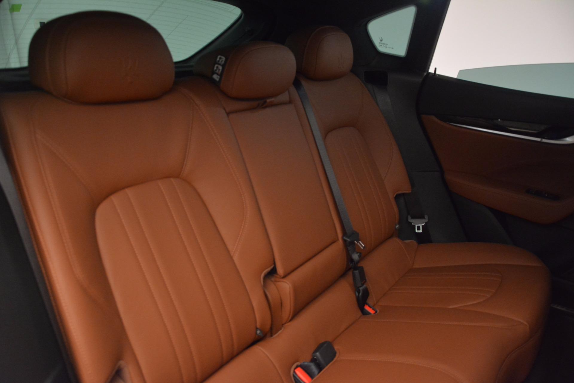 New 2017 Maserati Levante  For Sale In Greenwich, CT 762_p24