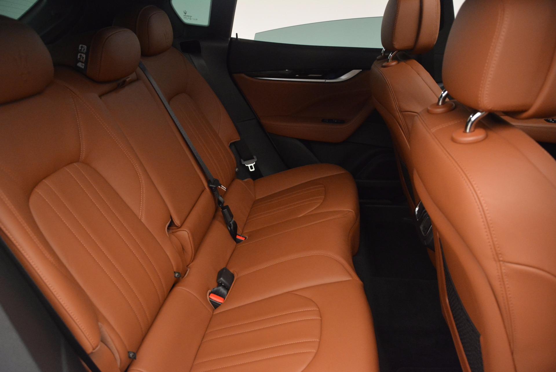 New 2017 Maserati Levante  For Sale In Greenwich, CT 762_p25