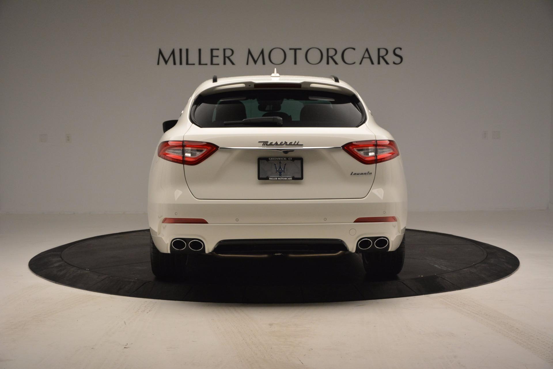 New 2017 Maserati Levante  For Sale In Greenwich, CT 762_p6