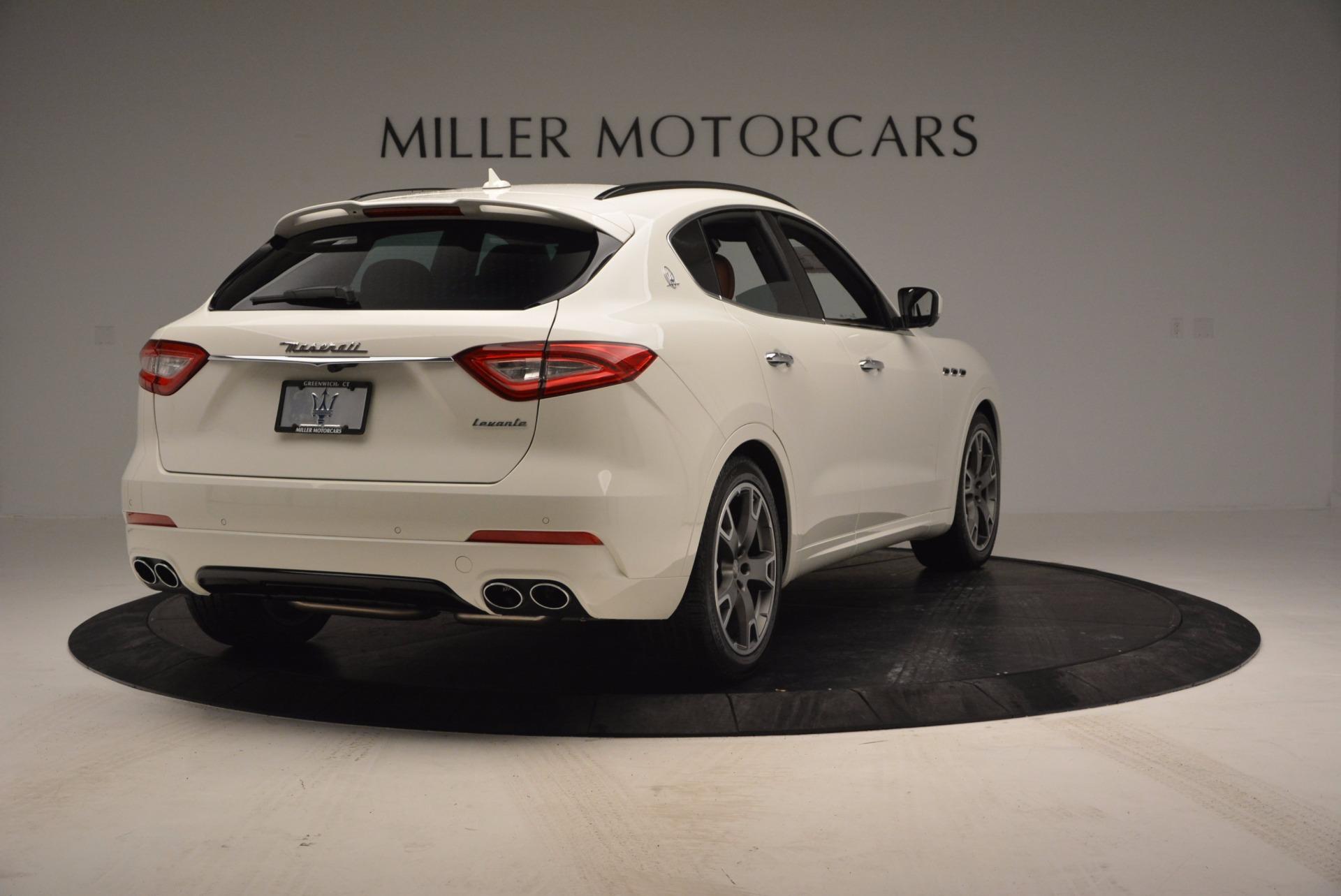 New 2017 Maserati Levante  For Sale In Greenwich, CT 762_p7
