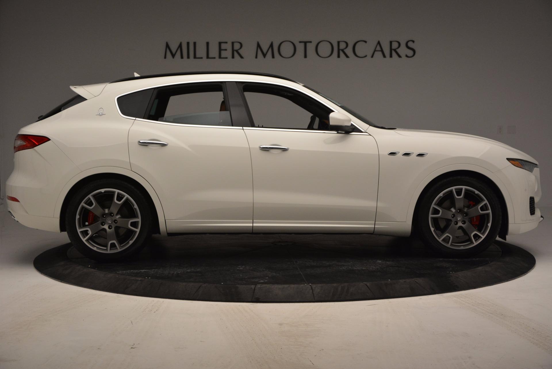 New 2017 Maserati Levante  For Sale In Greenwich, CT 762_p9