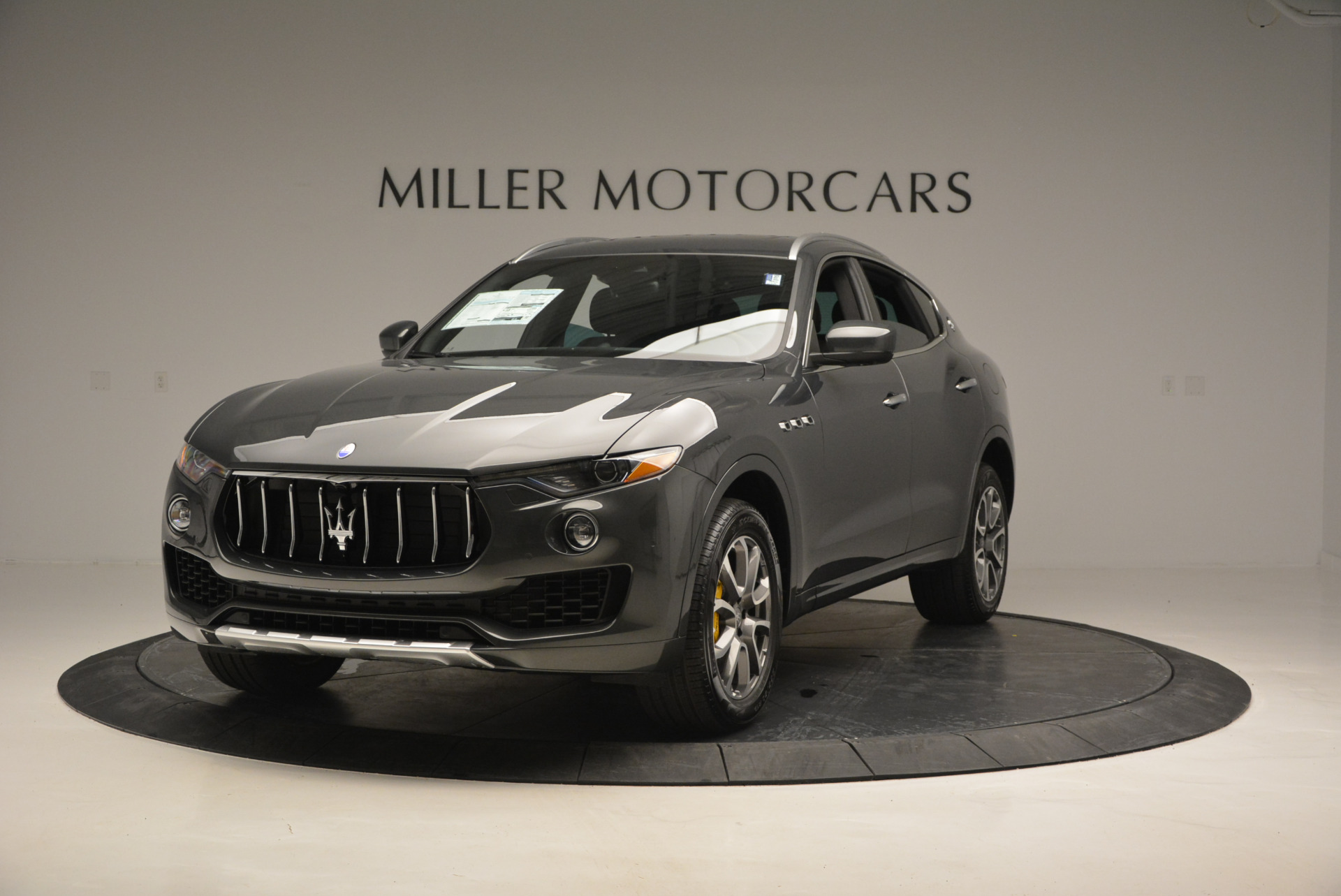 Used 2017 Maserati Levante S Ex Service Loaner For Sale In Greenwich, CT 764_main